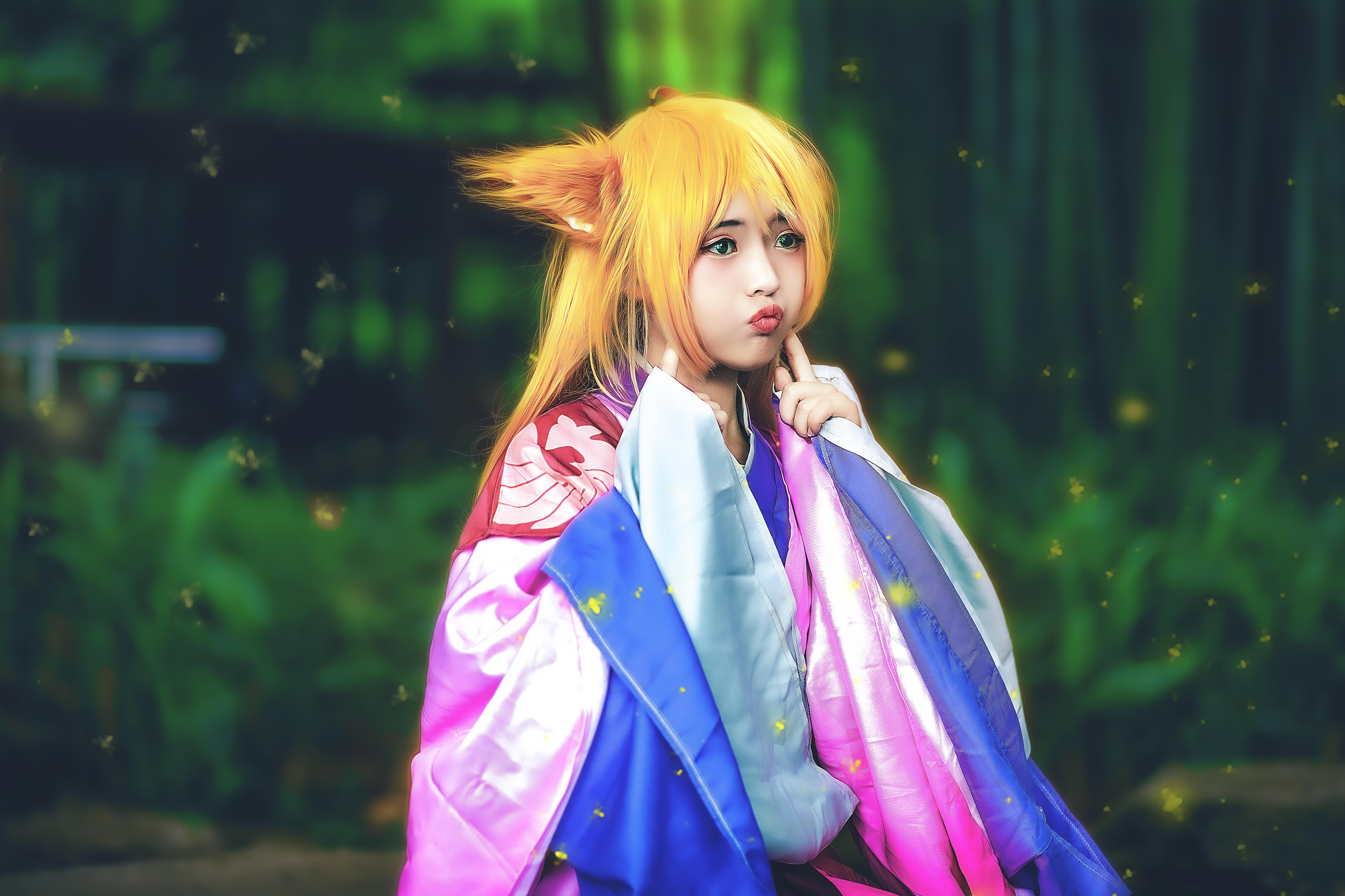 约拍cosplay【CN:神仙水1】-第5张