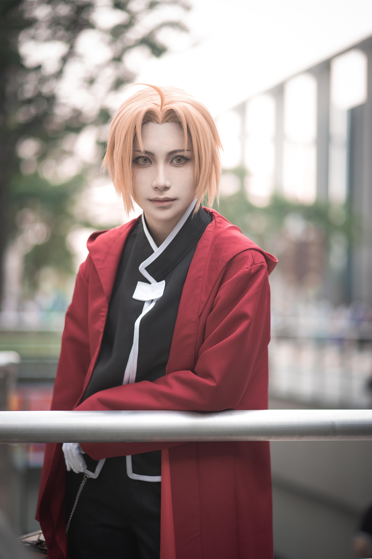 《钢之炼金术师》钢之炼金术师爱德华cosplay【CN:连仔】-第1张