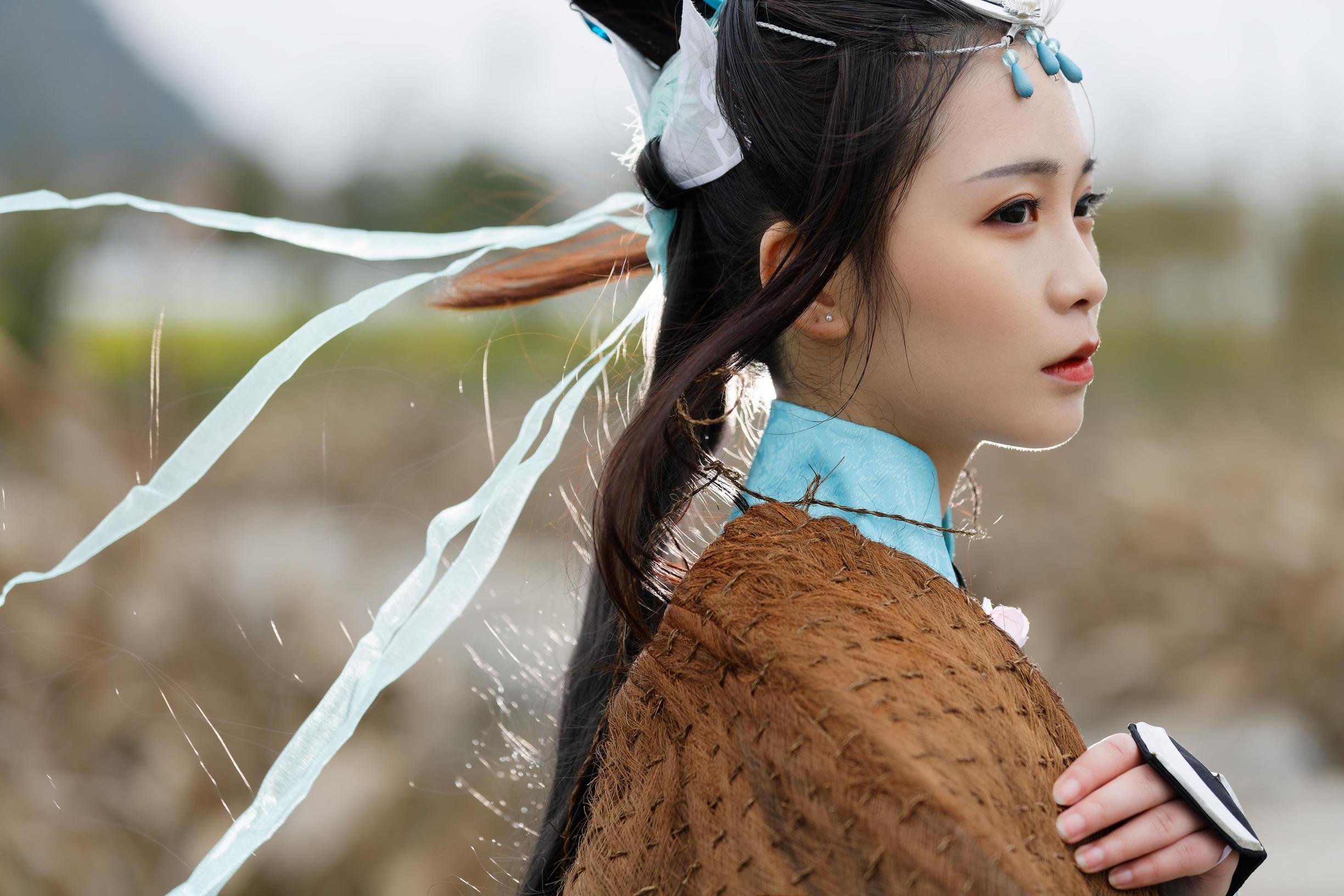 《剑侠情缘网络版叁》剑网三cosplay【CN:阿聿空空_Aoi】-第7张