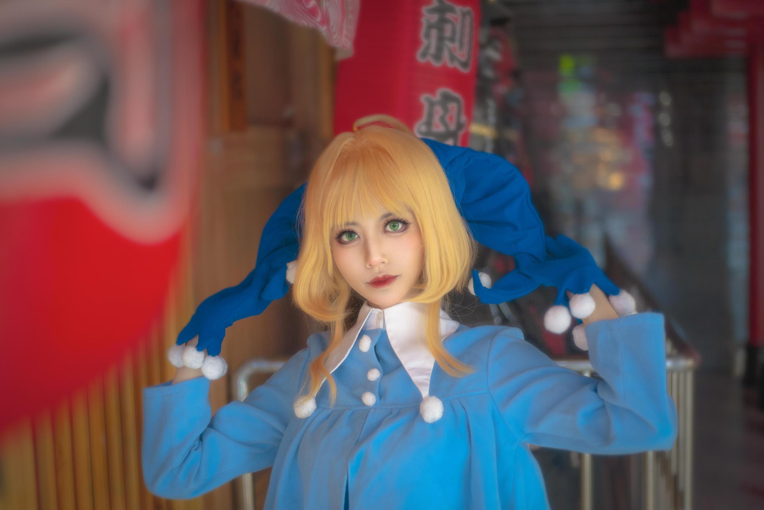 《魔卡少女樱》木之本樱cosplay【CN:Coser_米饭】-第4张