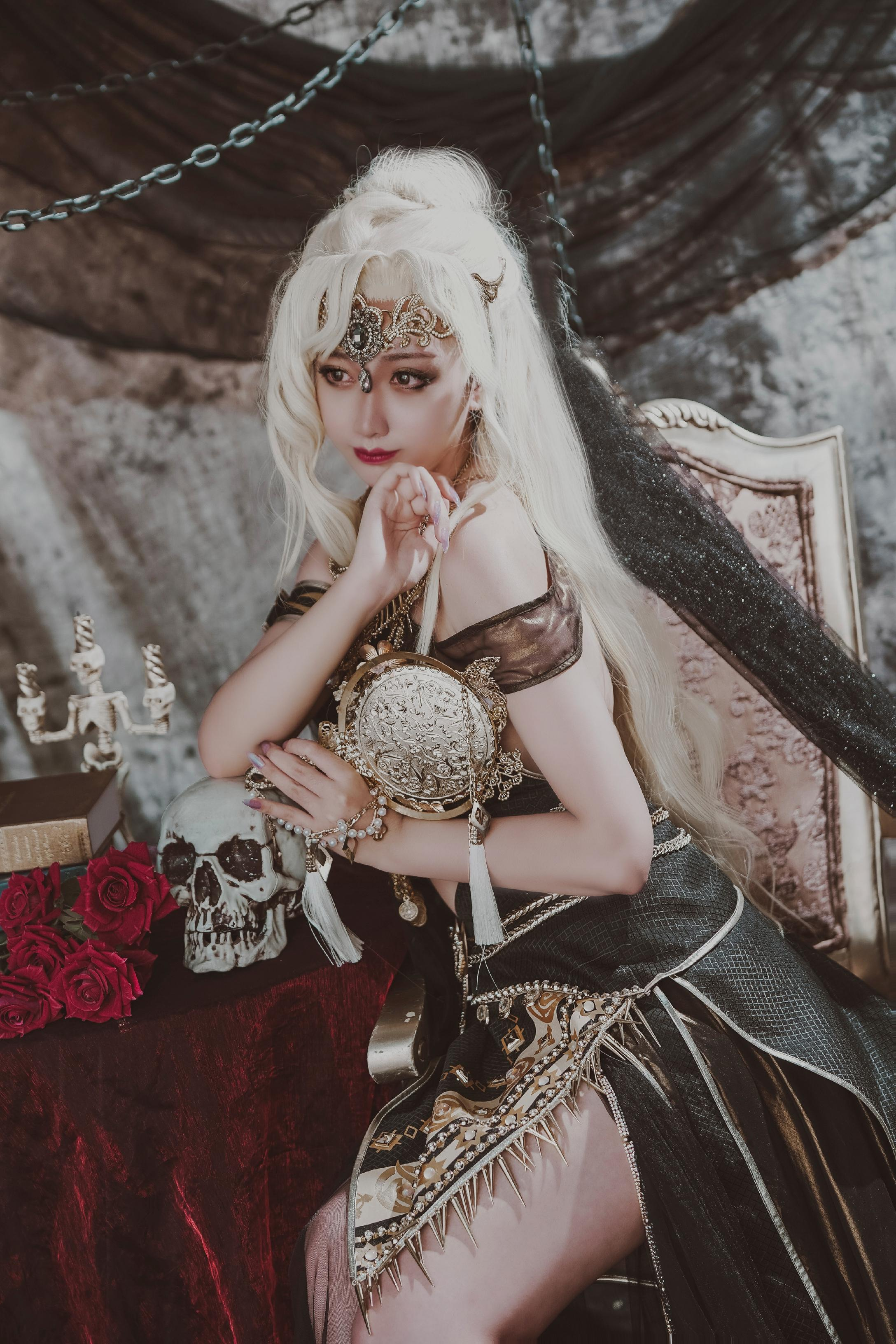 《剑侠情缘网络版叁》游戏cosplay【CN:燚燚子原来叫南禾】-第9张