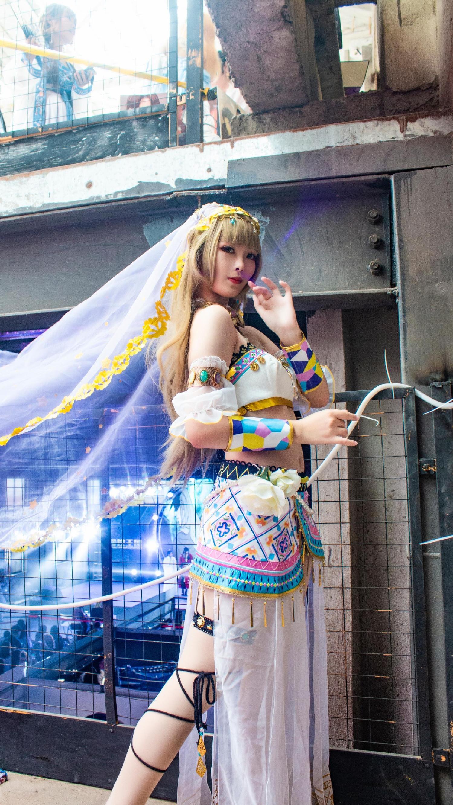 《LOVE LIVE!》漫展cosplay【CN:亦遥_林梓晕3D】-第6张