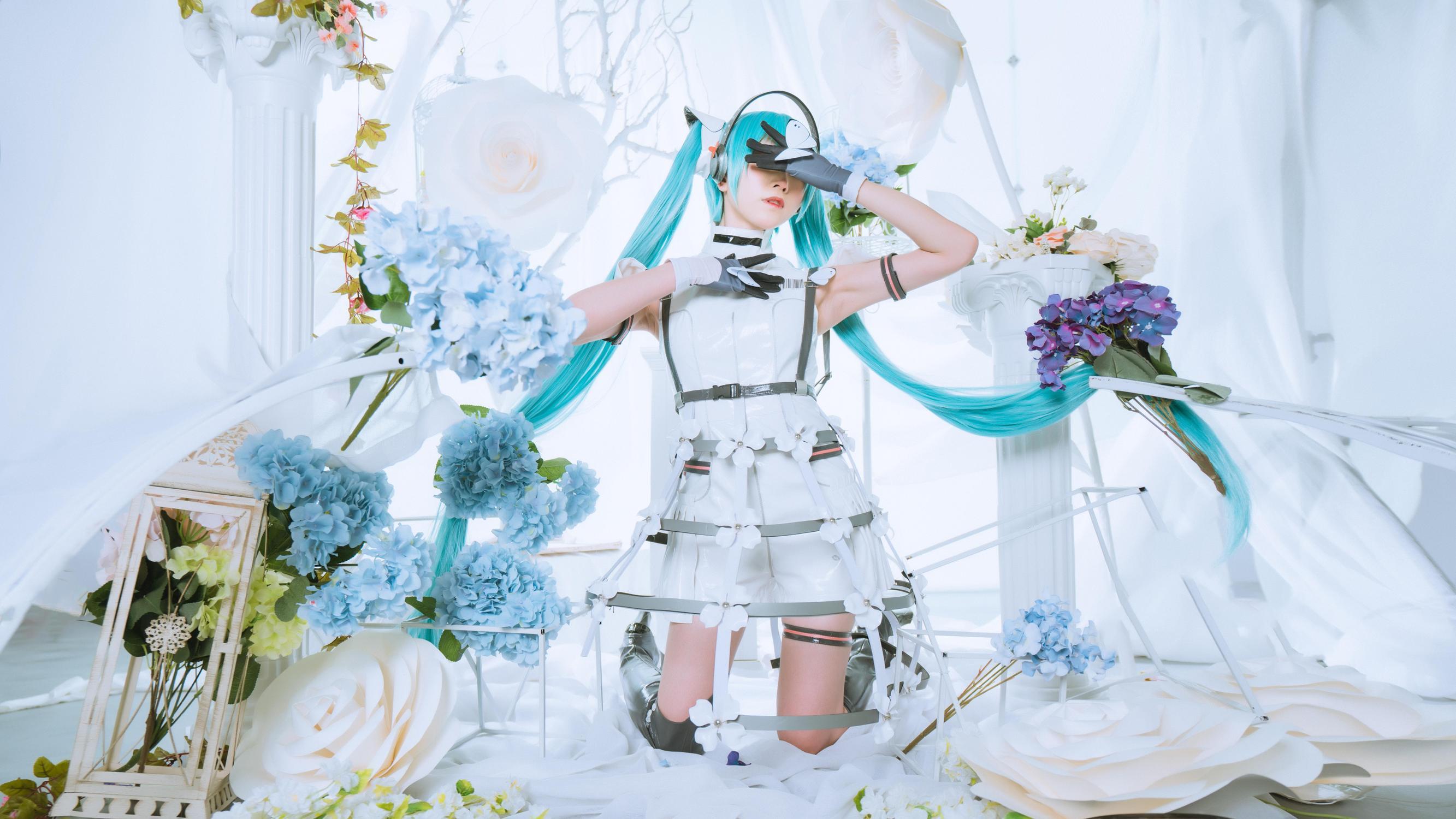 少女cosplay【CN:Kitaro_绮太郎】-第11张
