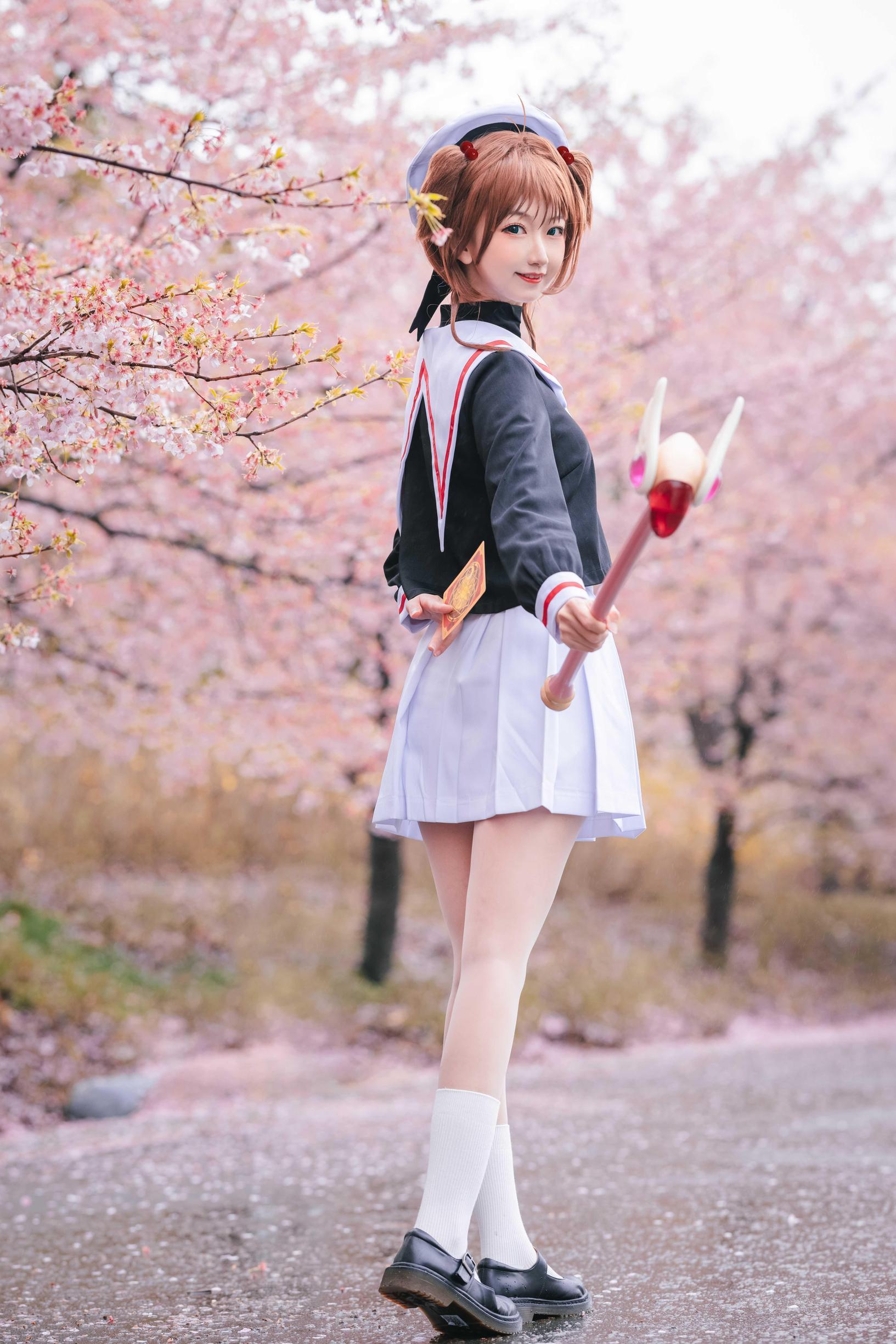《魔卡少女樱》战士cosplay【CN:风眠眠w】-第11张