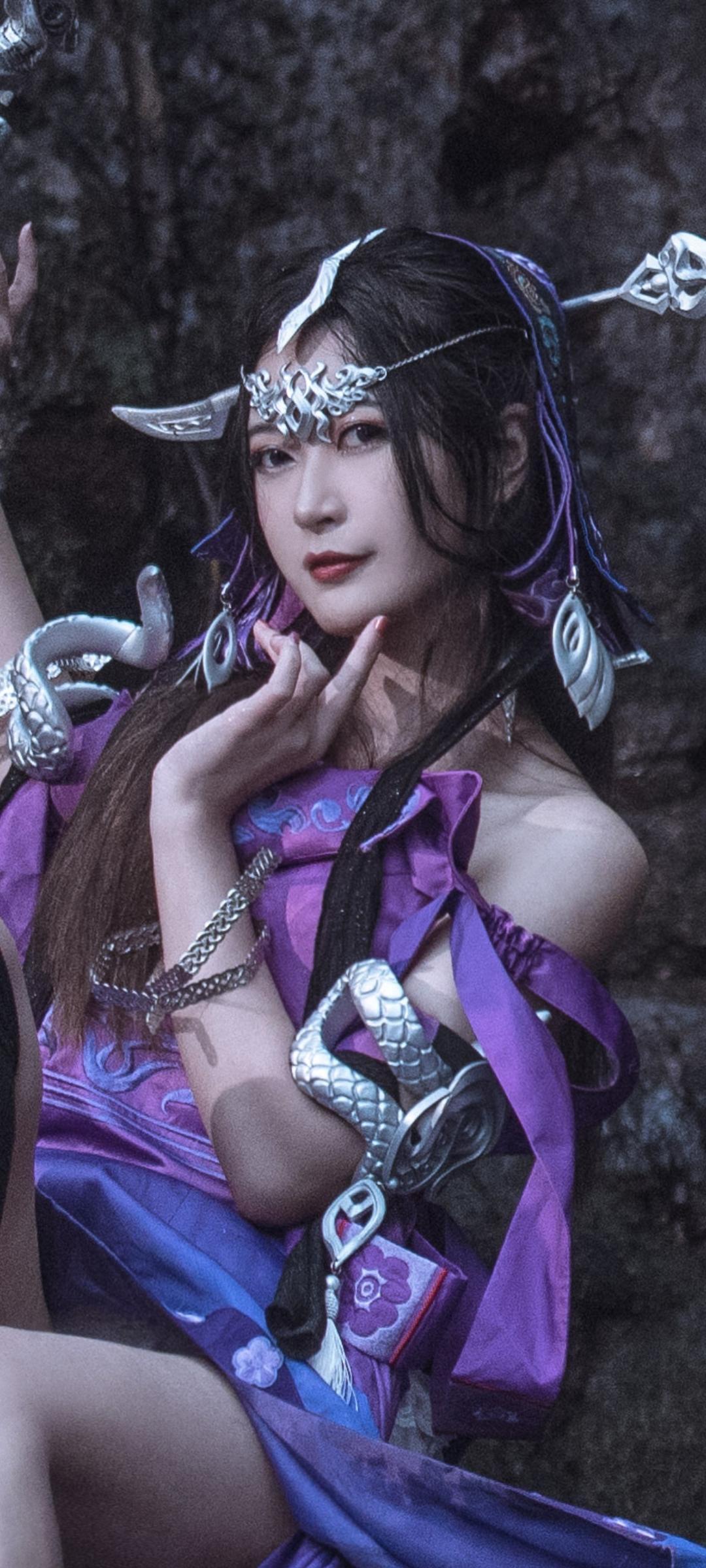 《剑侠情缘网络版叁》游戏cosplay【CN:挽挽今天修图了么】-第12张