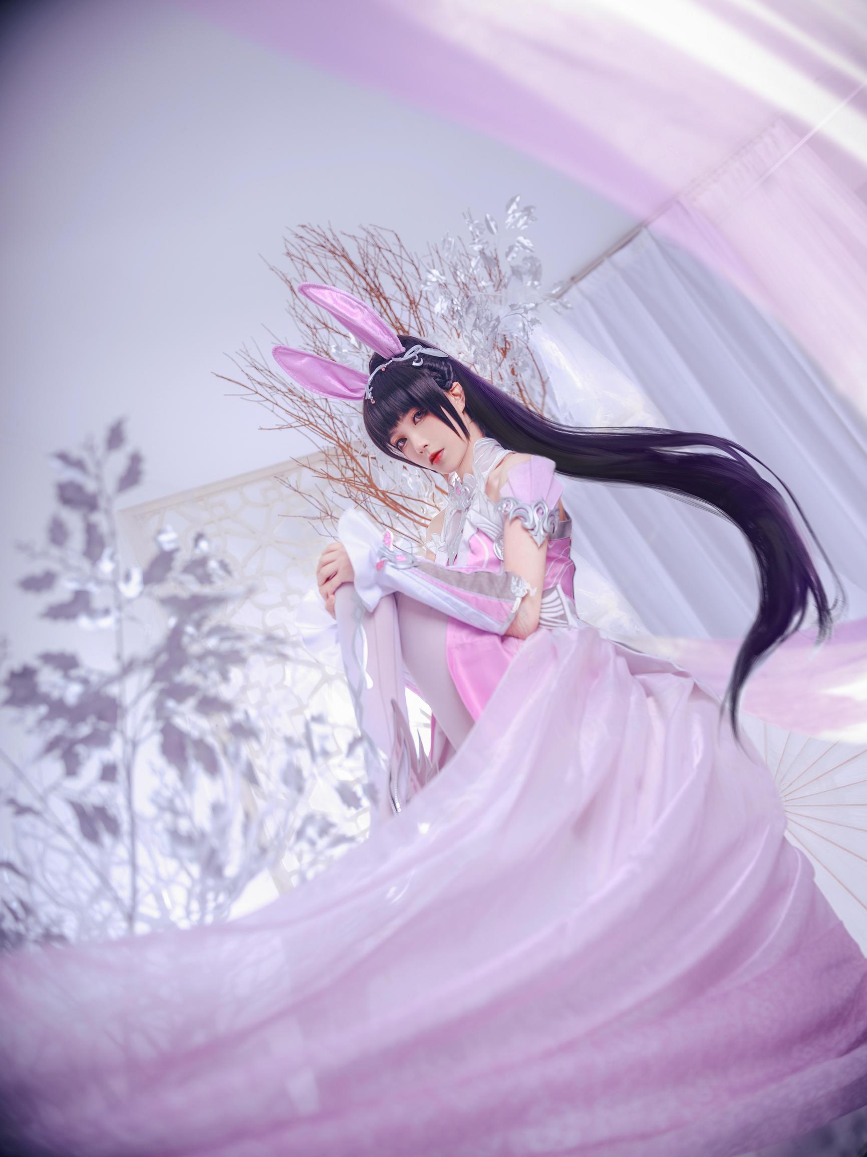 《斗罗大陆》小舞cosplay【CN:君珺un】-第15张