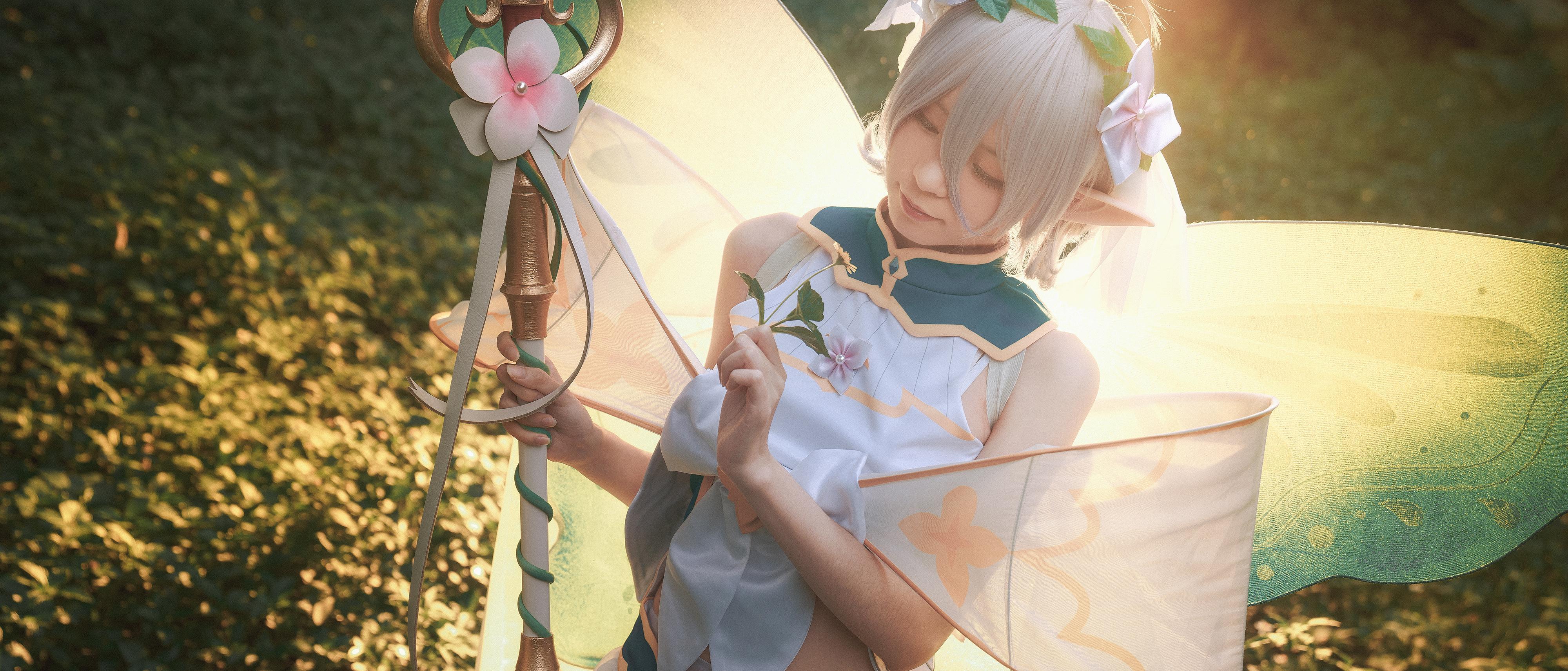 公主cosplay【CN:某科学的家里蹲】-第7张