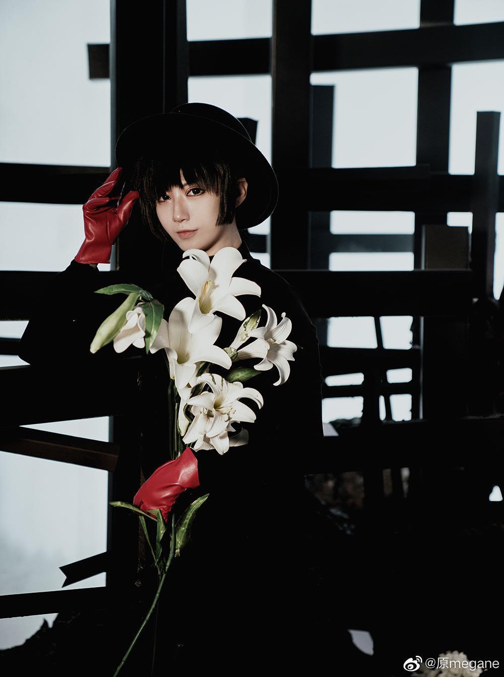 《东京巴比伦》速报cosplay【CN:原振侠】-第4张