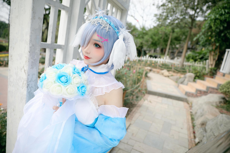 《RE:从零开始的异世界生活》正片cosplay【CN:雅琪琪】 -最美cosplay高清图片插图