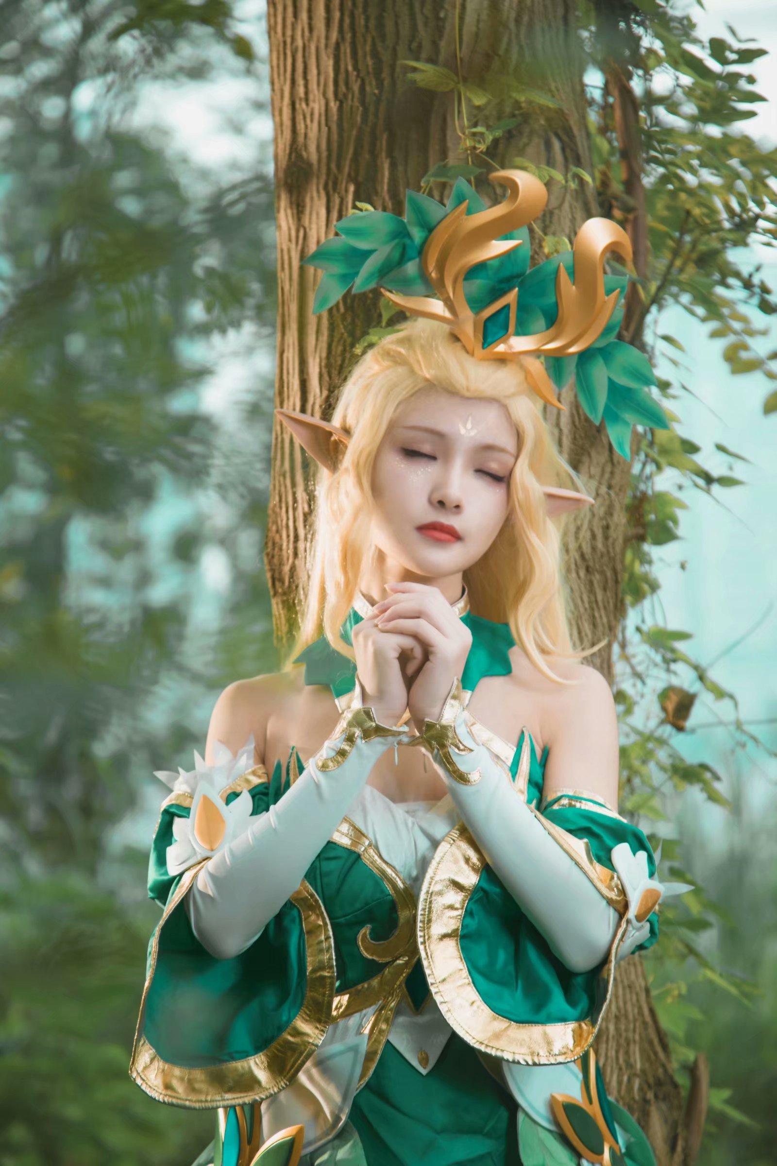 《王昭君》正片cosplay【CN:魔光海韵】-第8张