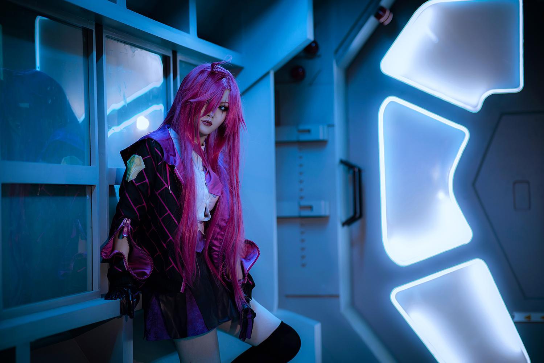《英雄联盟》卡特琳娜cosplay【CN:REA_】-第8张