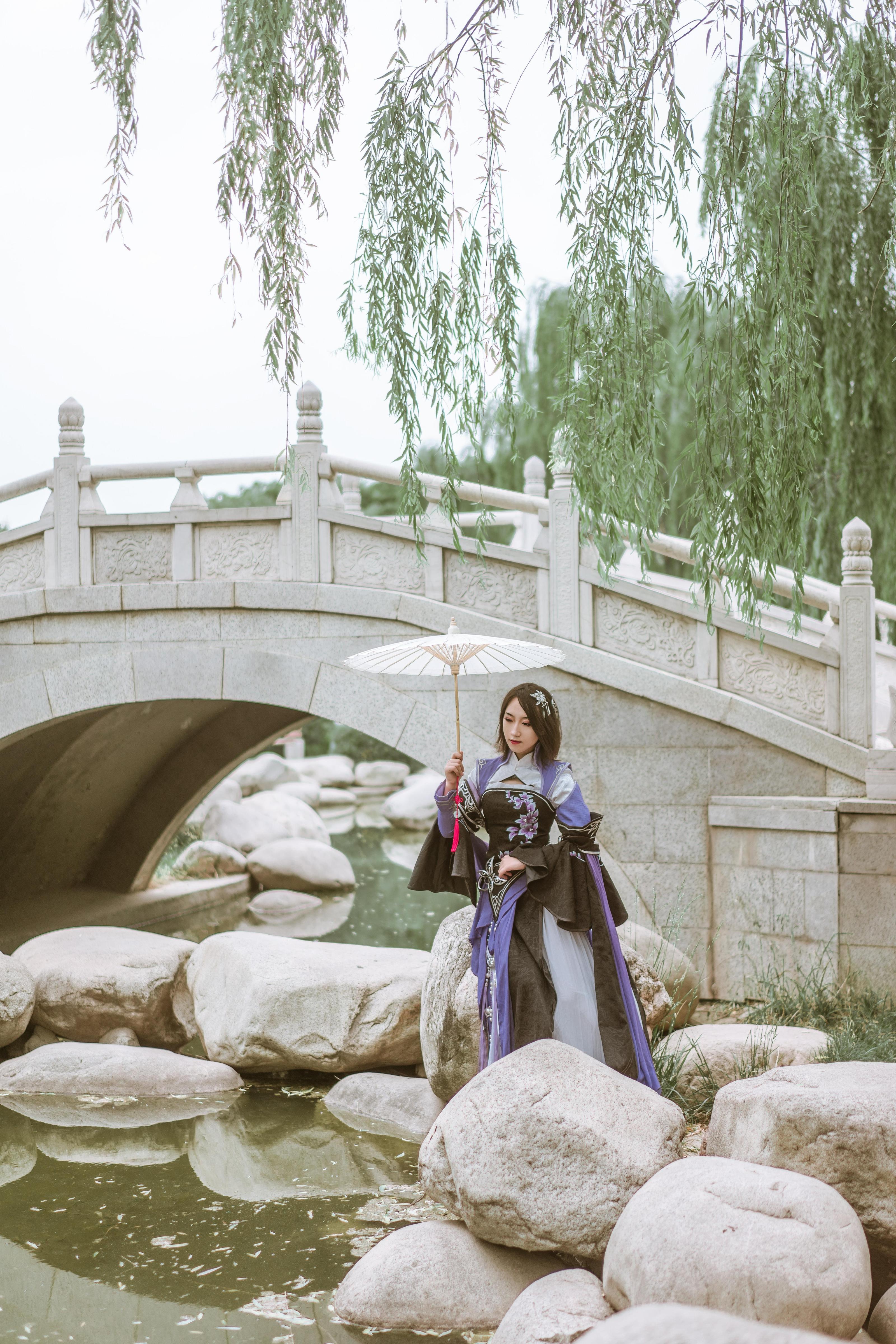 《剑侠情缘网络版叁》剑三cosplay【CN:照烧鸡唧饭】-第4张