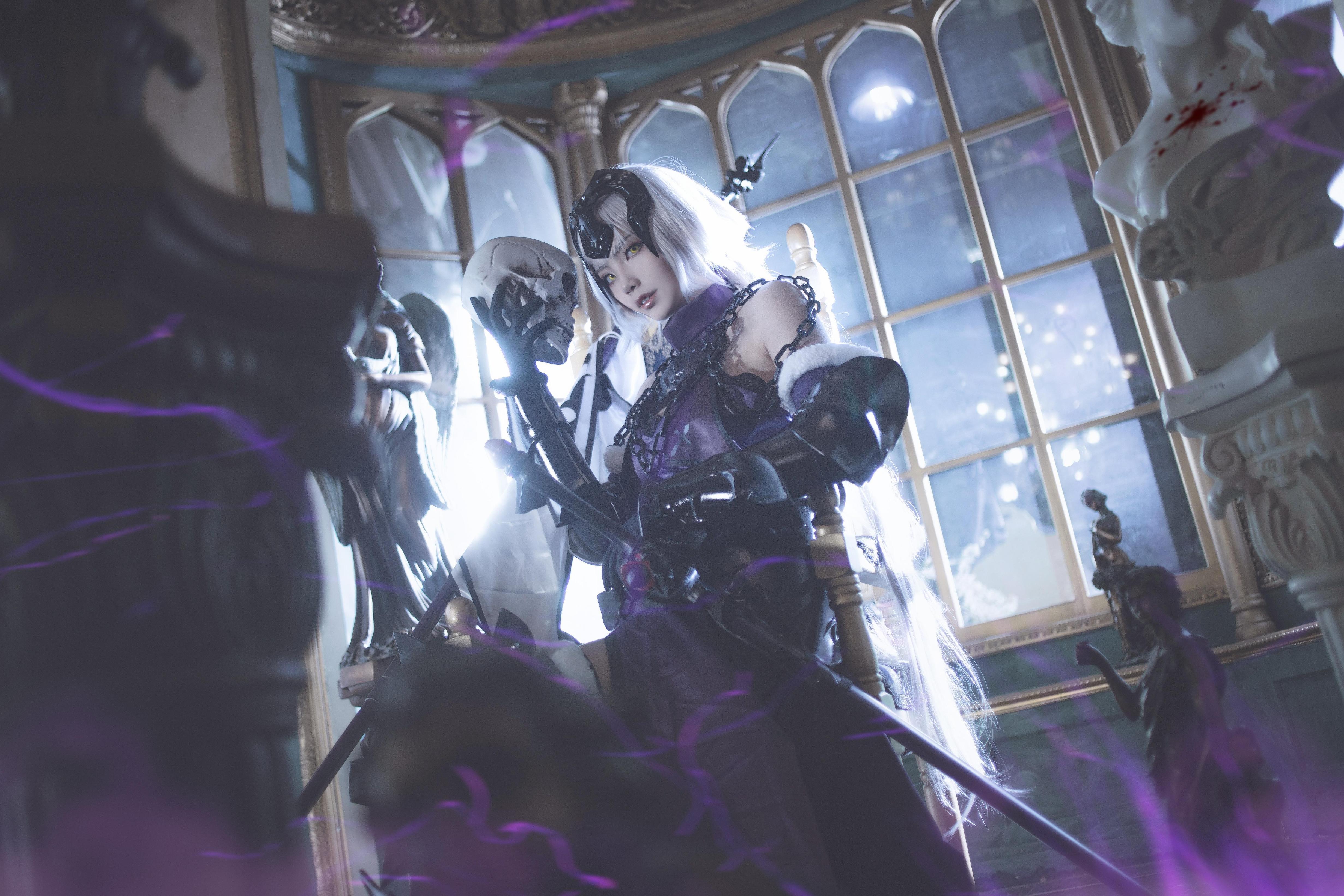 《FATE/GRAND ORDER》正片cosplay【CN:一粒榛子-】-第12张