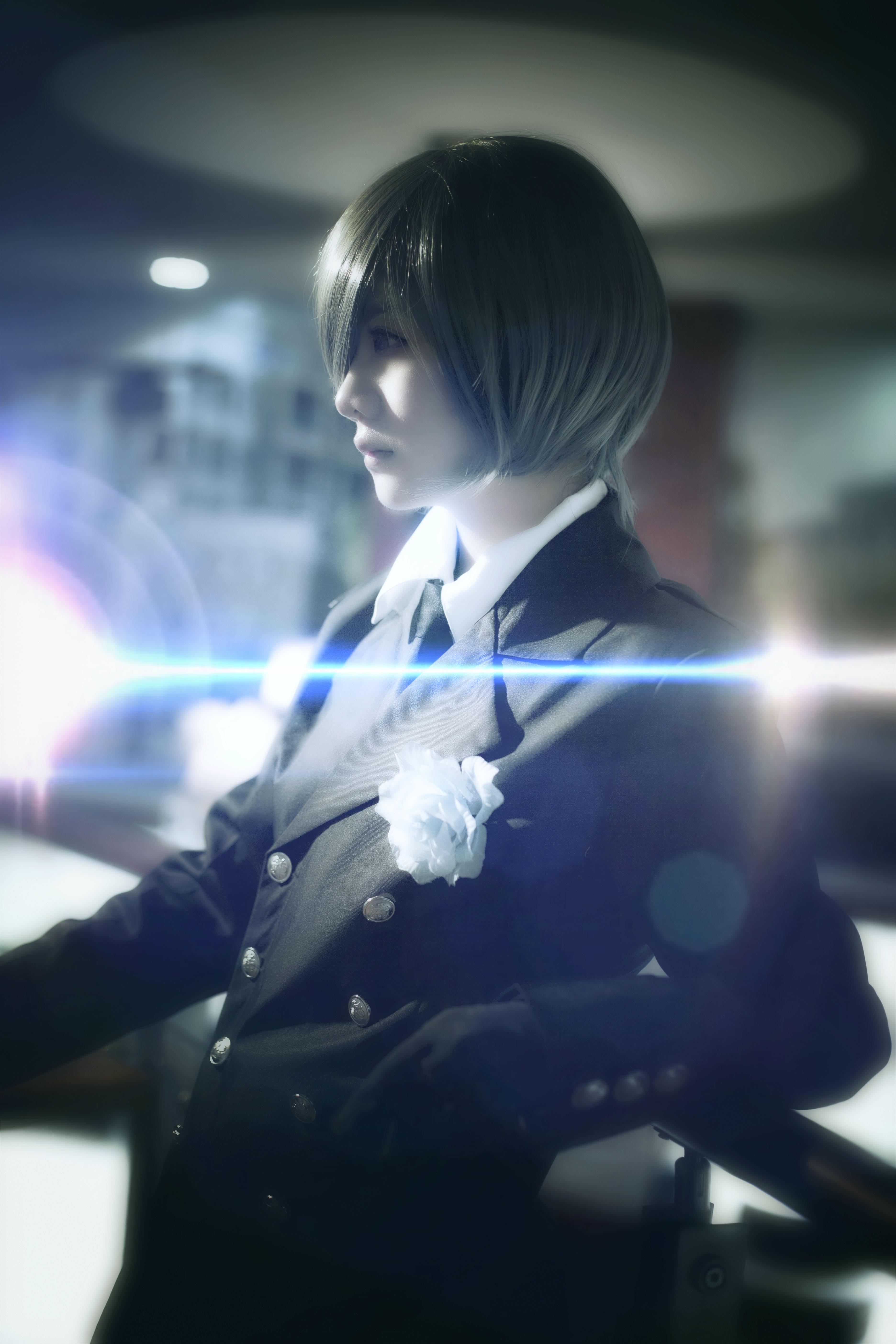 《黑执事》夏尔cosplay【CN:妖染啊】-第4张
