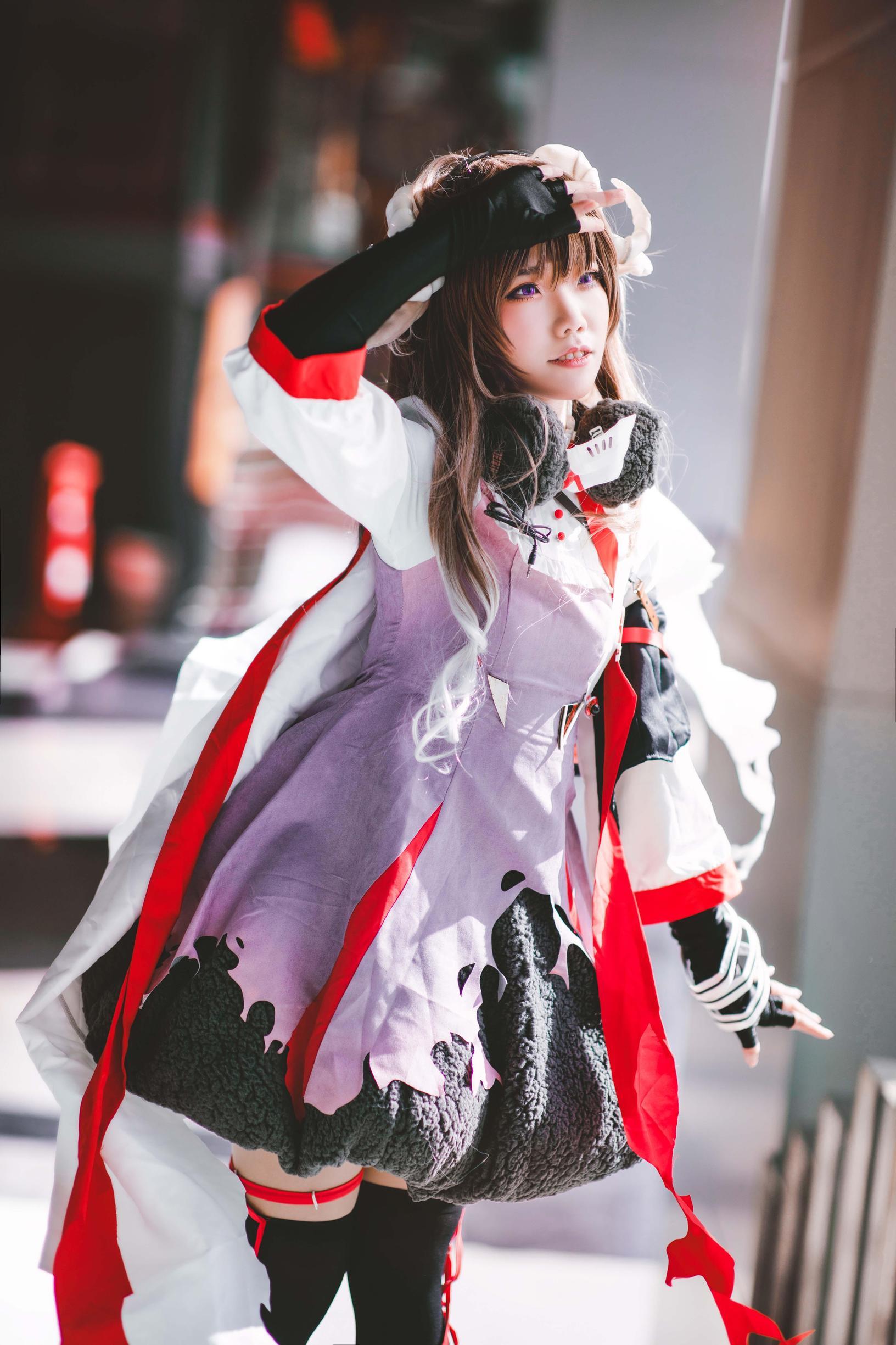 《明日方舟》漫展cosplay【CN:七月流火xx】-第8张