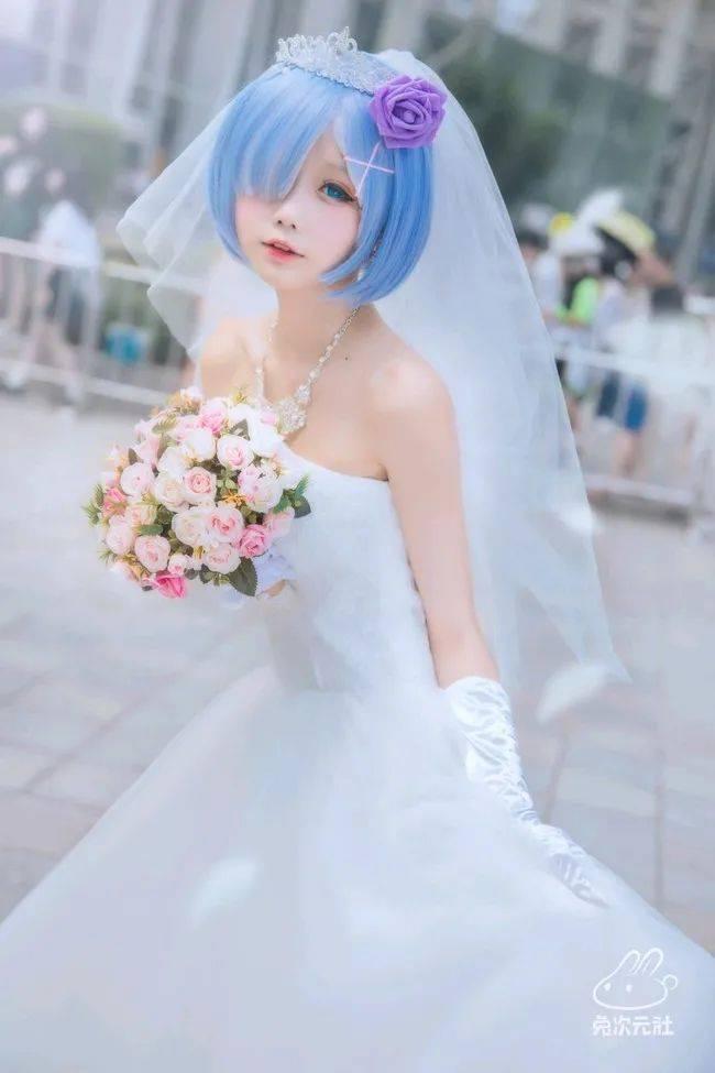 蕾姆花嫁 (6P)-第5张