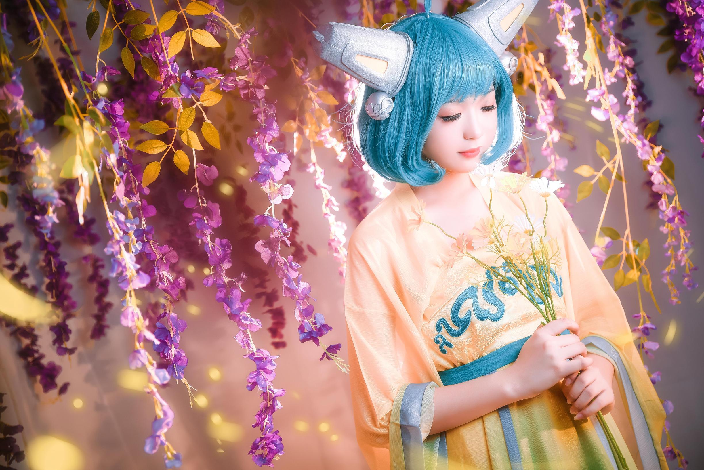 《王者荣耀》正片cosplay【CN:狗与夜行列车】-第3张