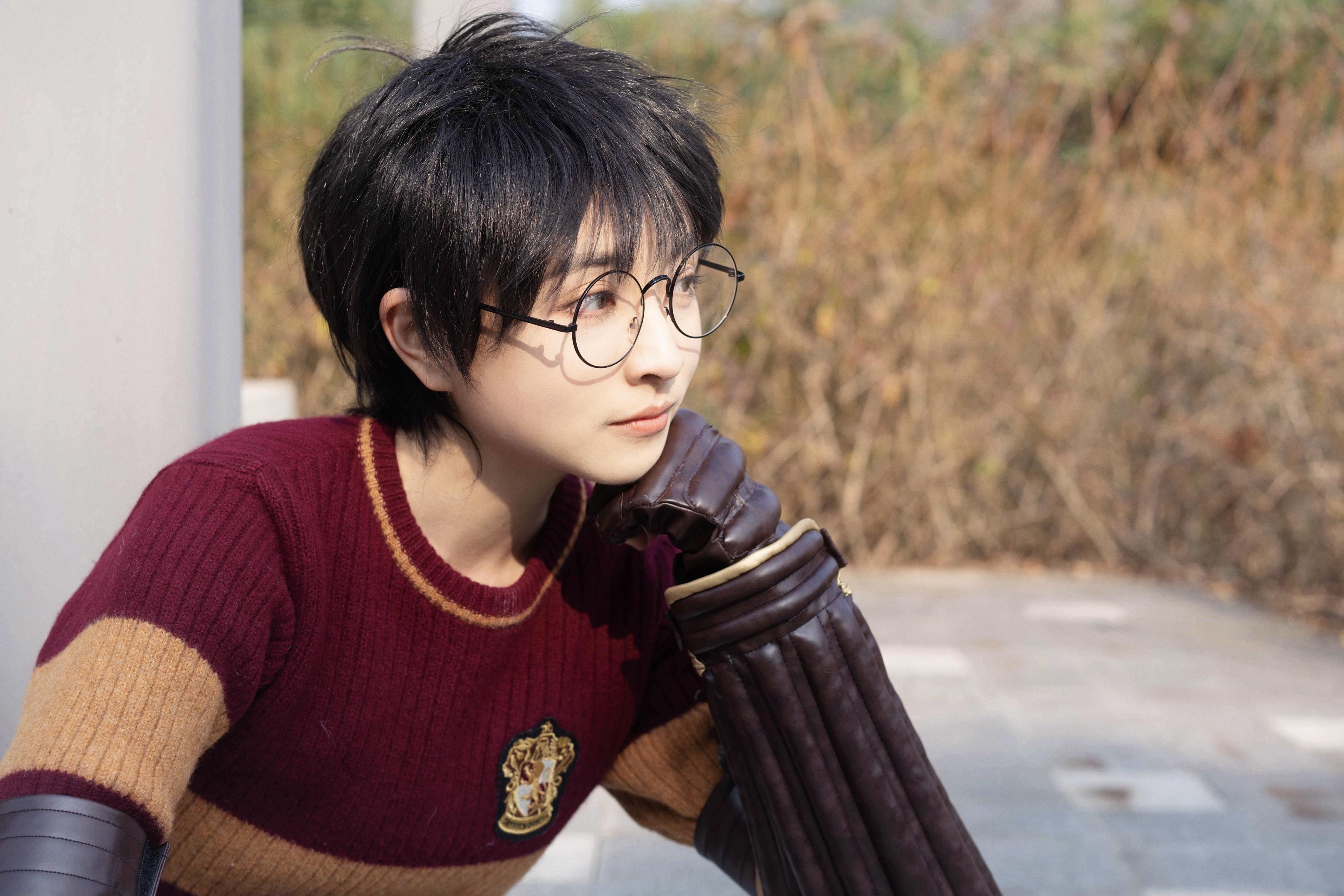 《哈利·波特》正片cosplay【CN:边境牧羊猫】-第1张