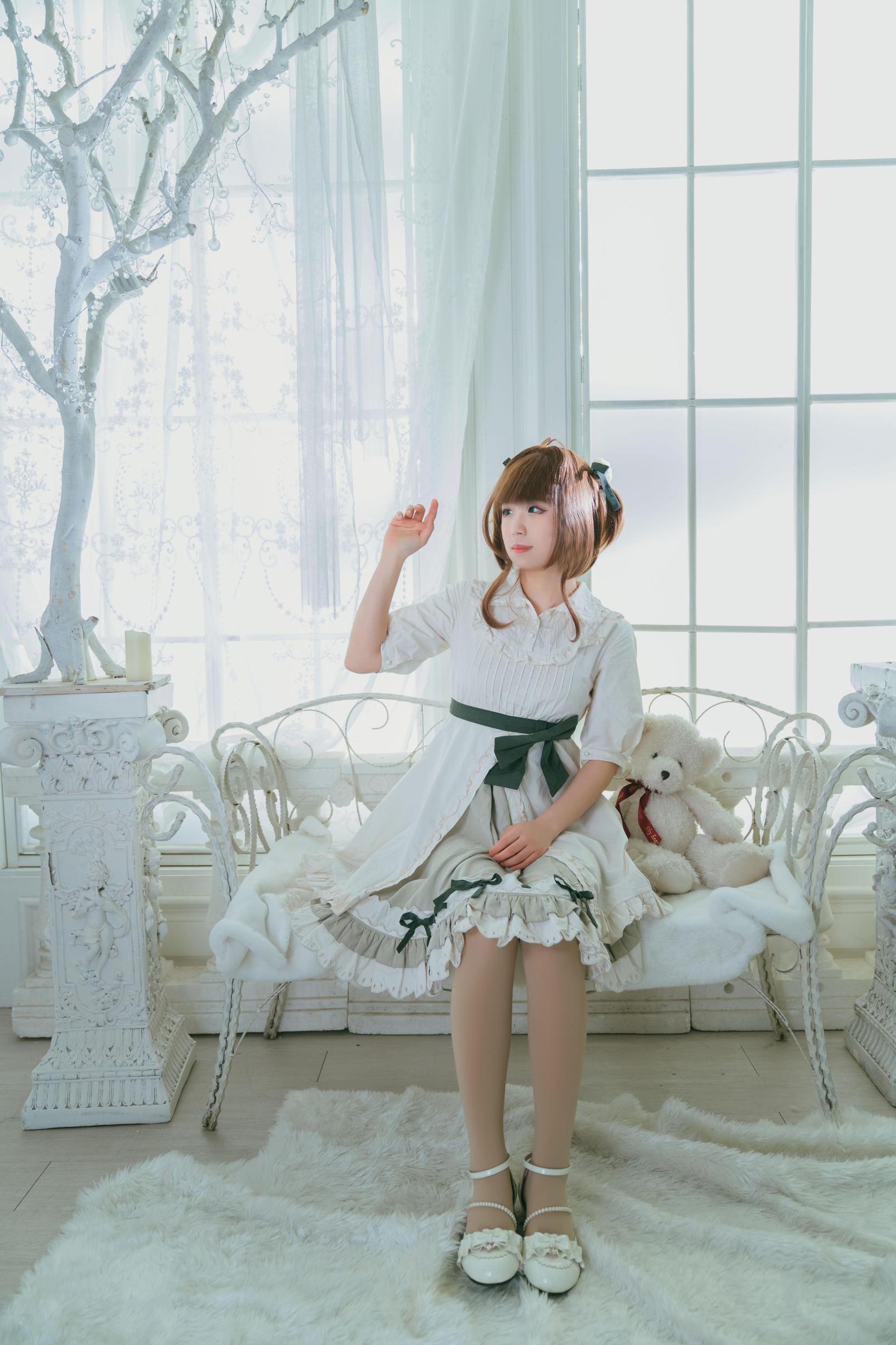 《魔卡少女樱》百变小樱cosplay【CN:托马斯穆小勒】 -汪东城cosplay图片插图