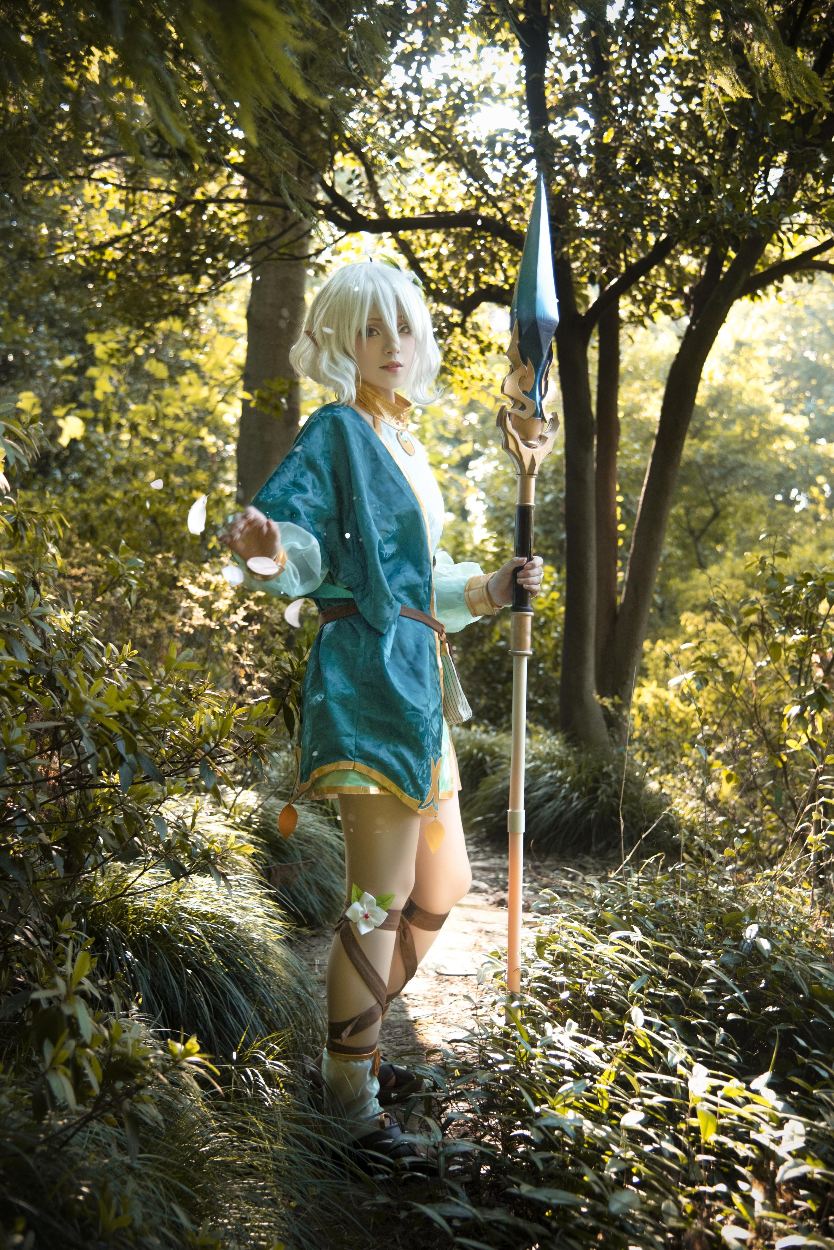 《公主连结RE:DIVE》正片cosplay【CN:揚靈Chris】-第8张