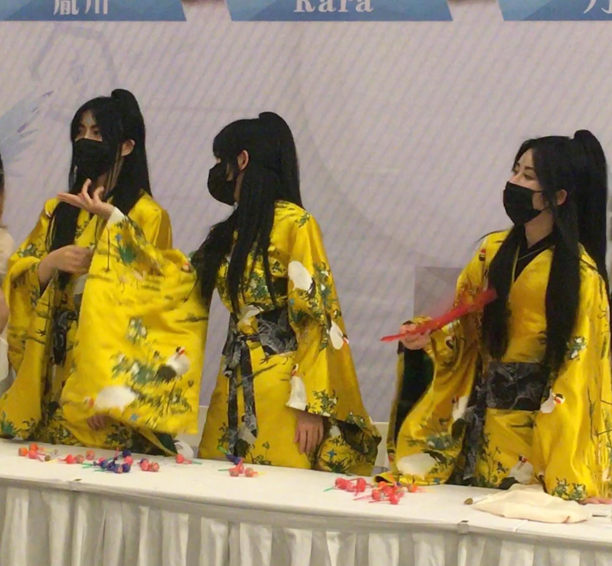 漫展cosplay【CN:小朋友是我的啊啊啊】-第1张