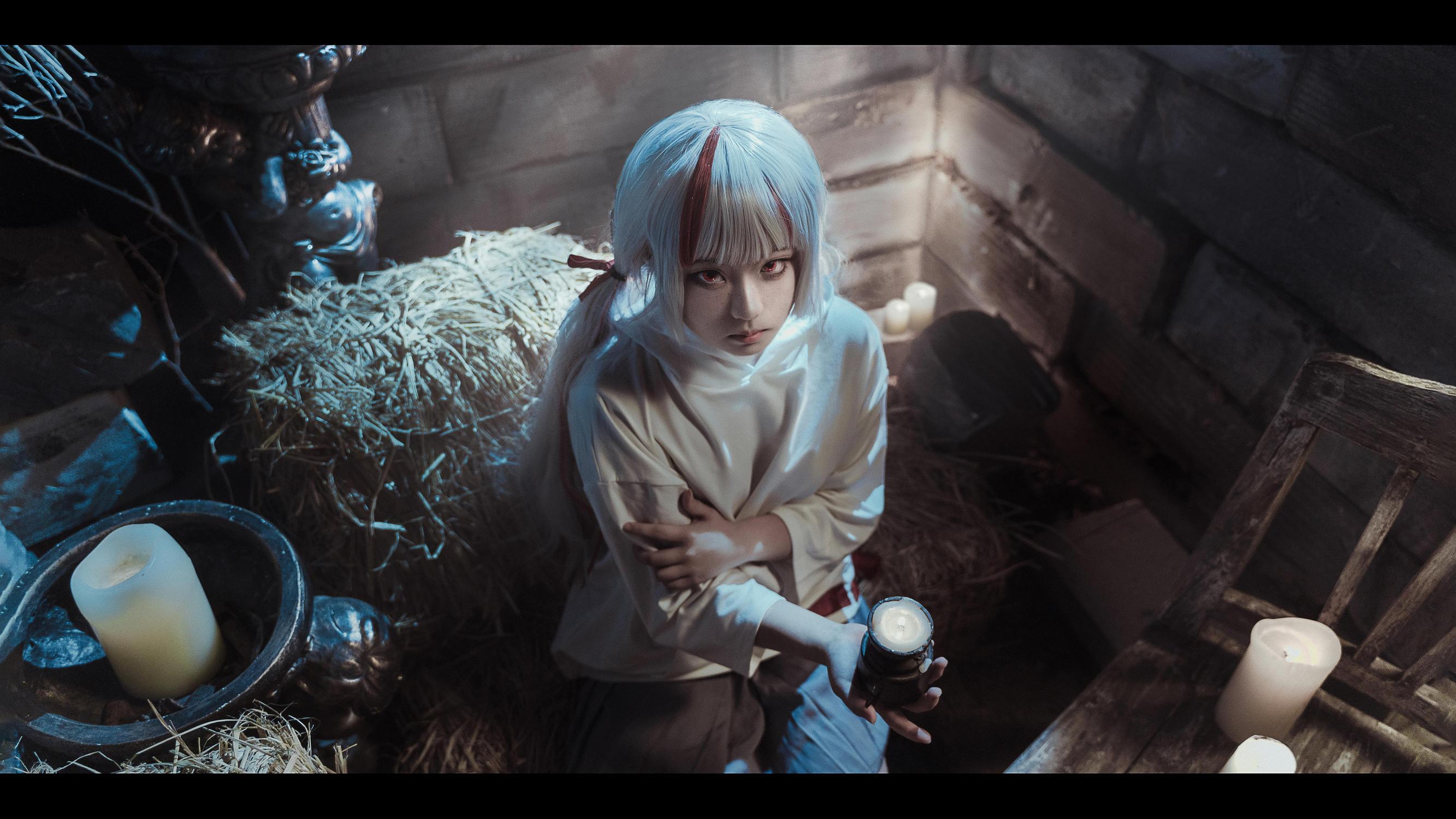 正片cosplay【CN:王白王白王】-第1张