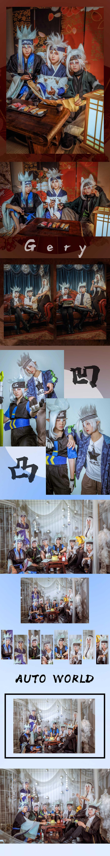 《凹凸世界》格瑞cosplay【CN:YL.沫笙】-第9张