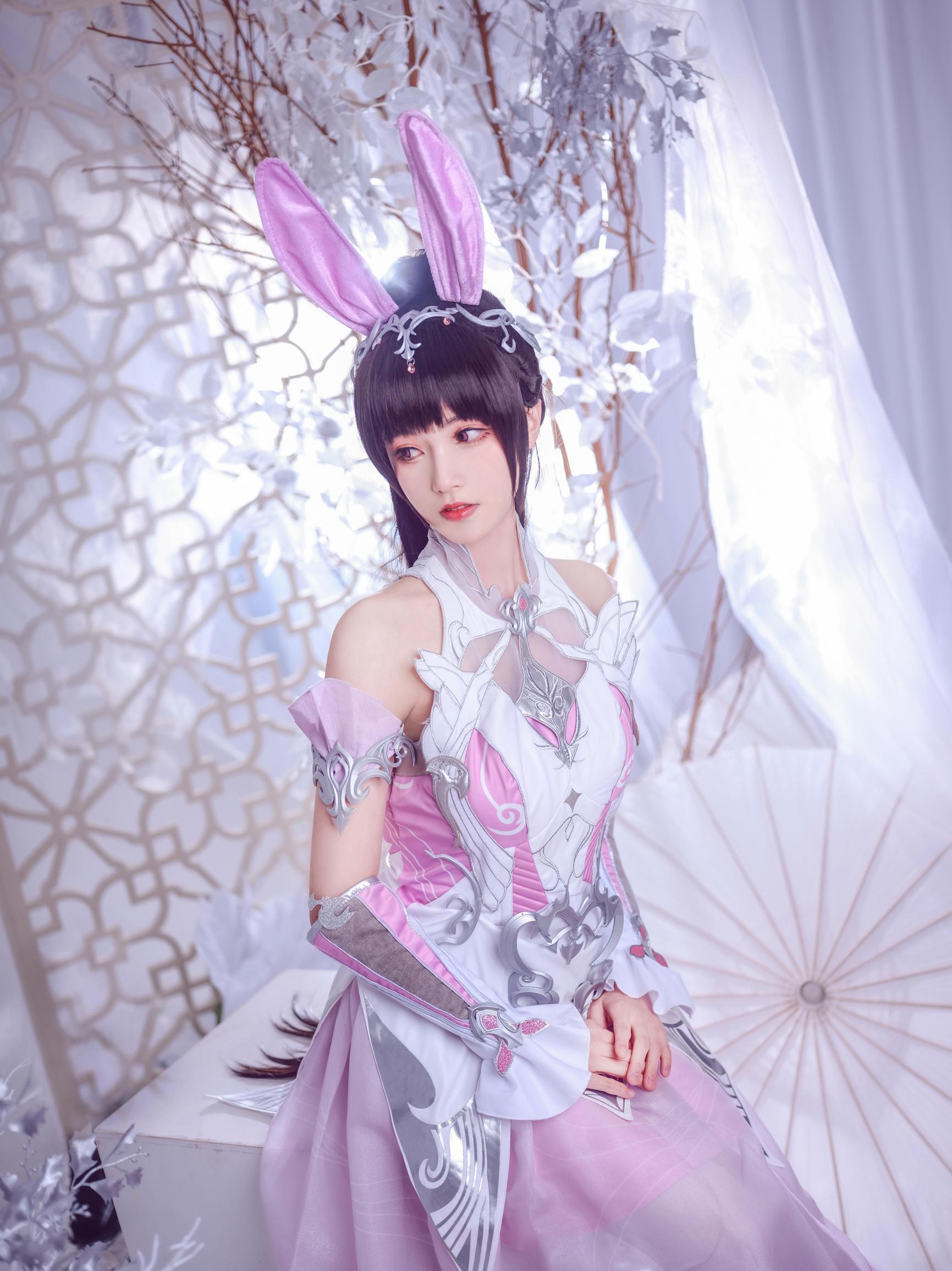 《斗罗大陆》小舞cosplay【CN:君珺un】-第13张