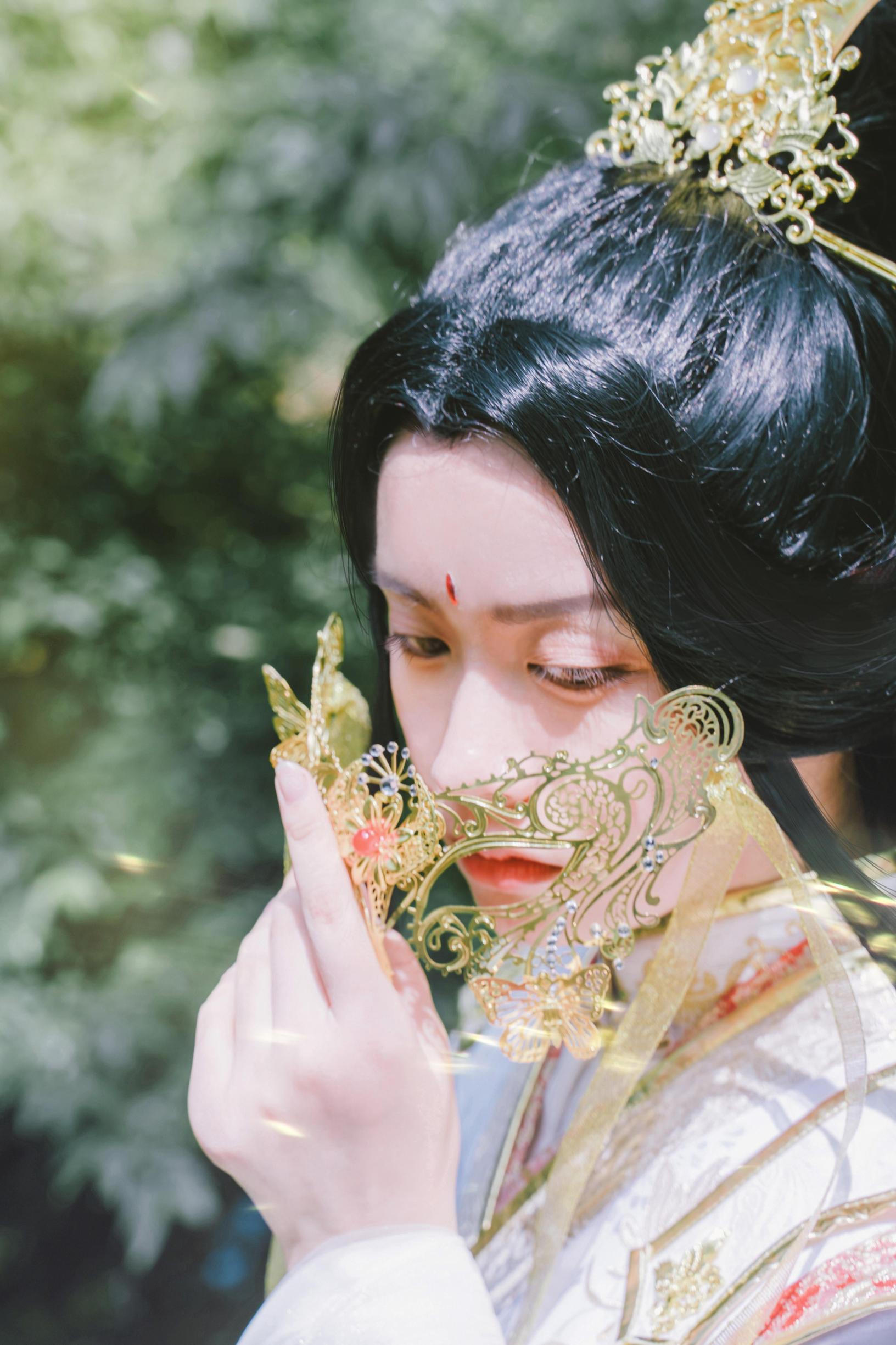 《天官赐福》太子悦神cosplay【CN:琴凰】-第8张