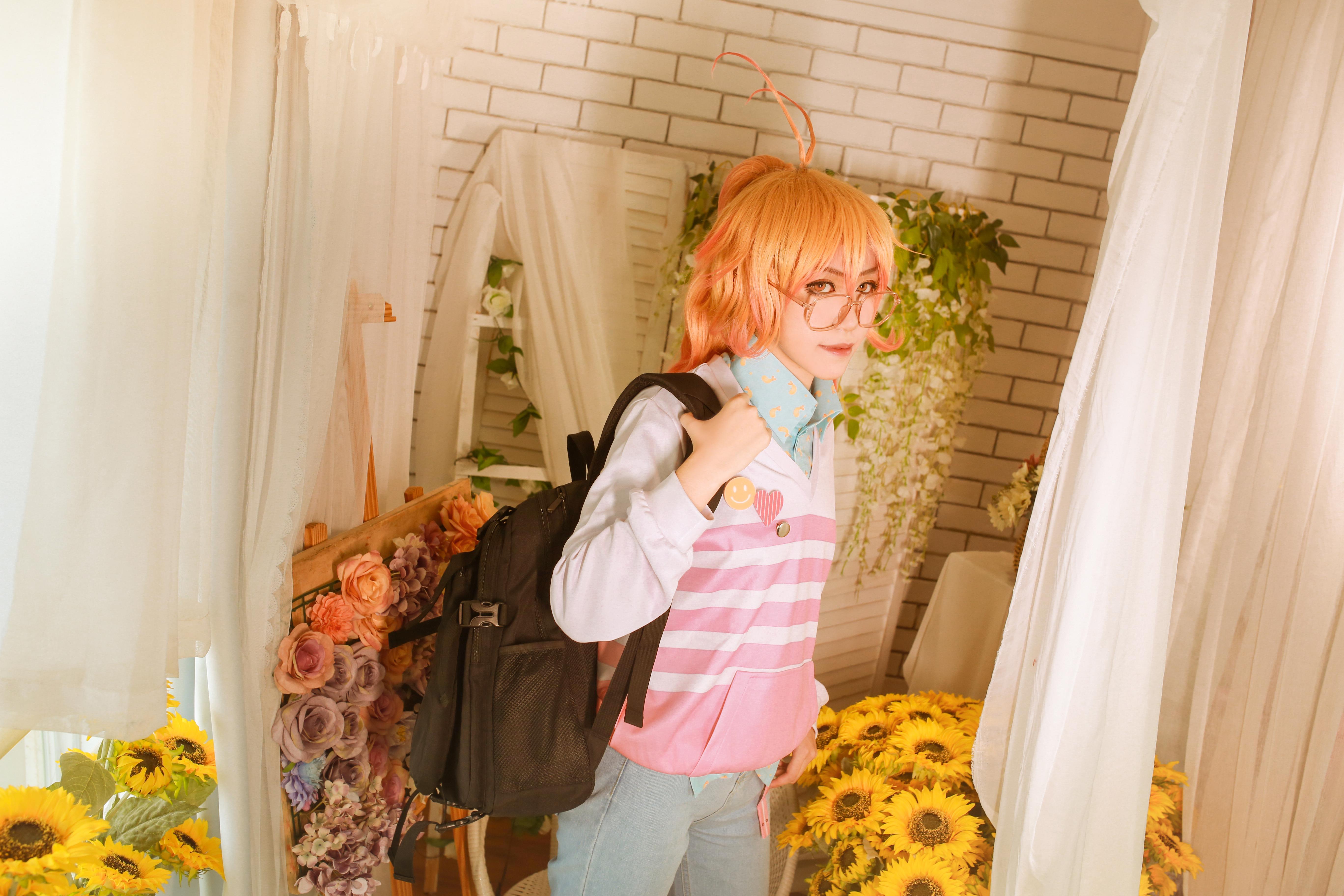 《食物语》正片cosplay【CN:YC_炎辞】-第9张