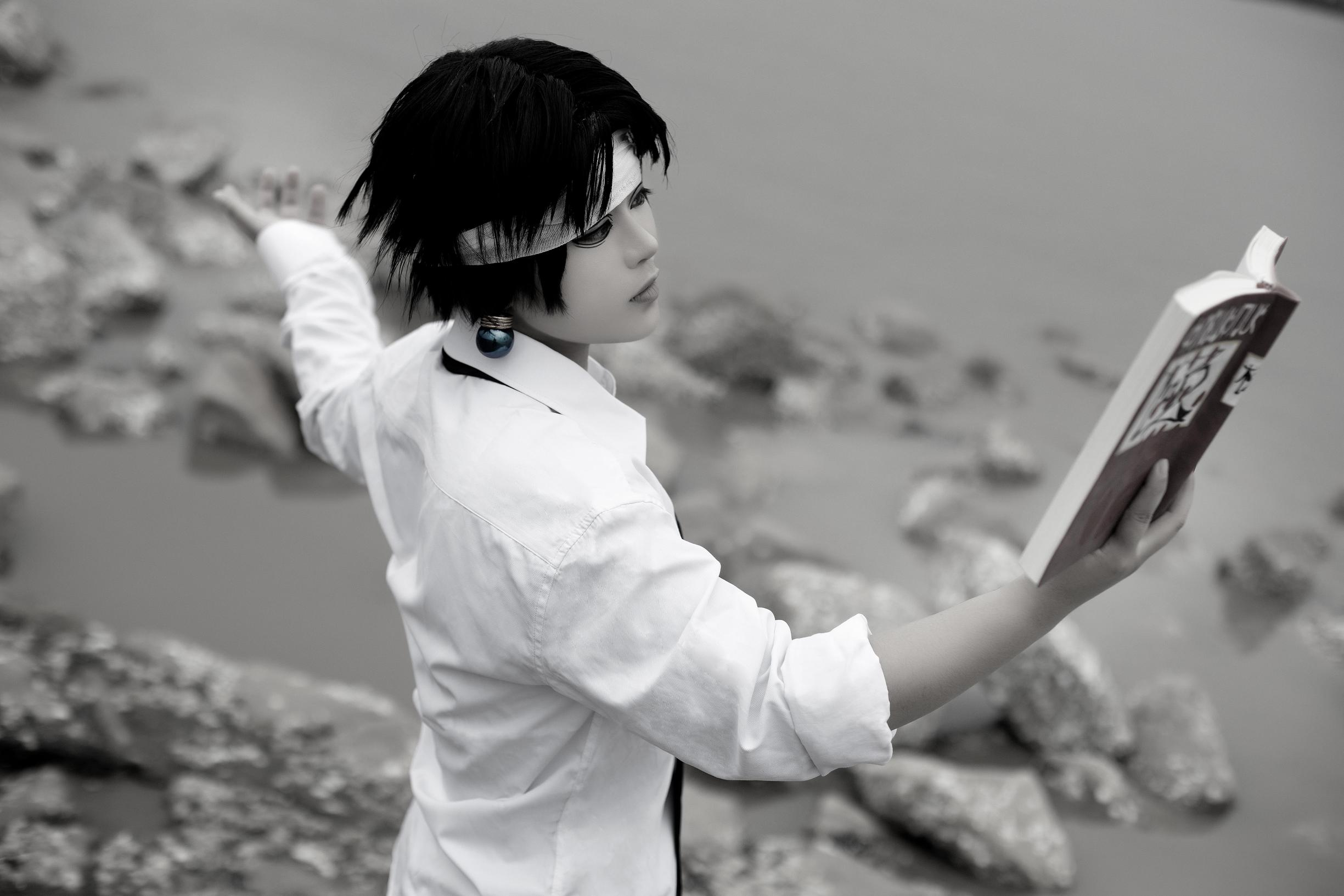 《全职猎人》库洛洛cosplay【CN:缥缈十一】 -cosplay图片以及视频插图