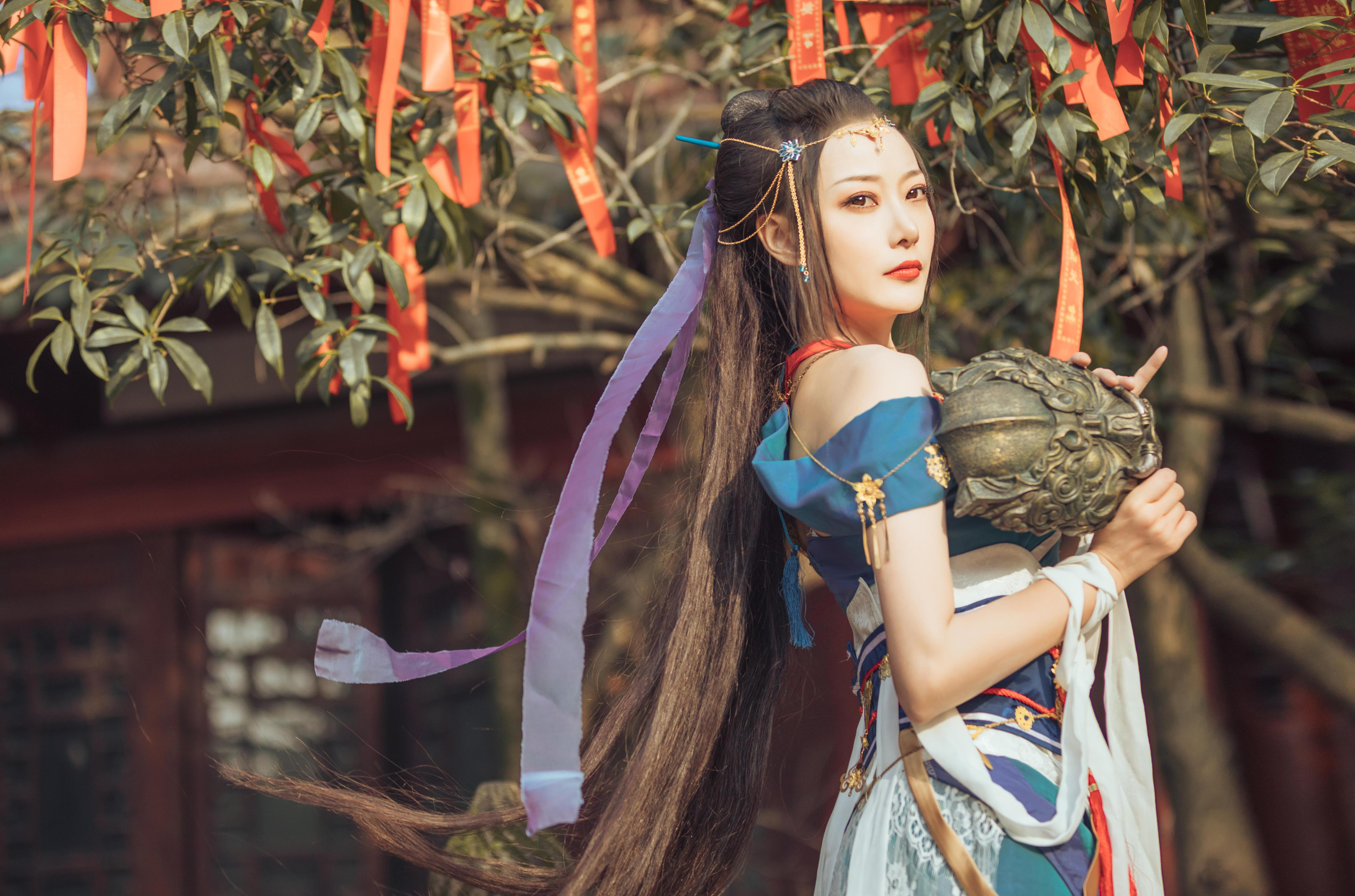 古风cosplay【CN:coser小龙女】-第16张