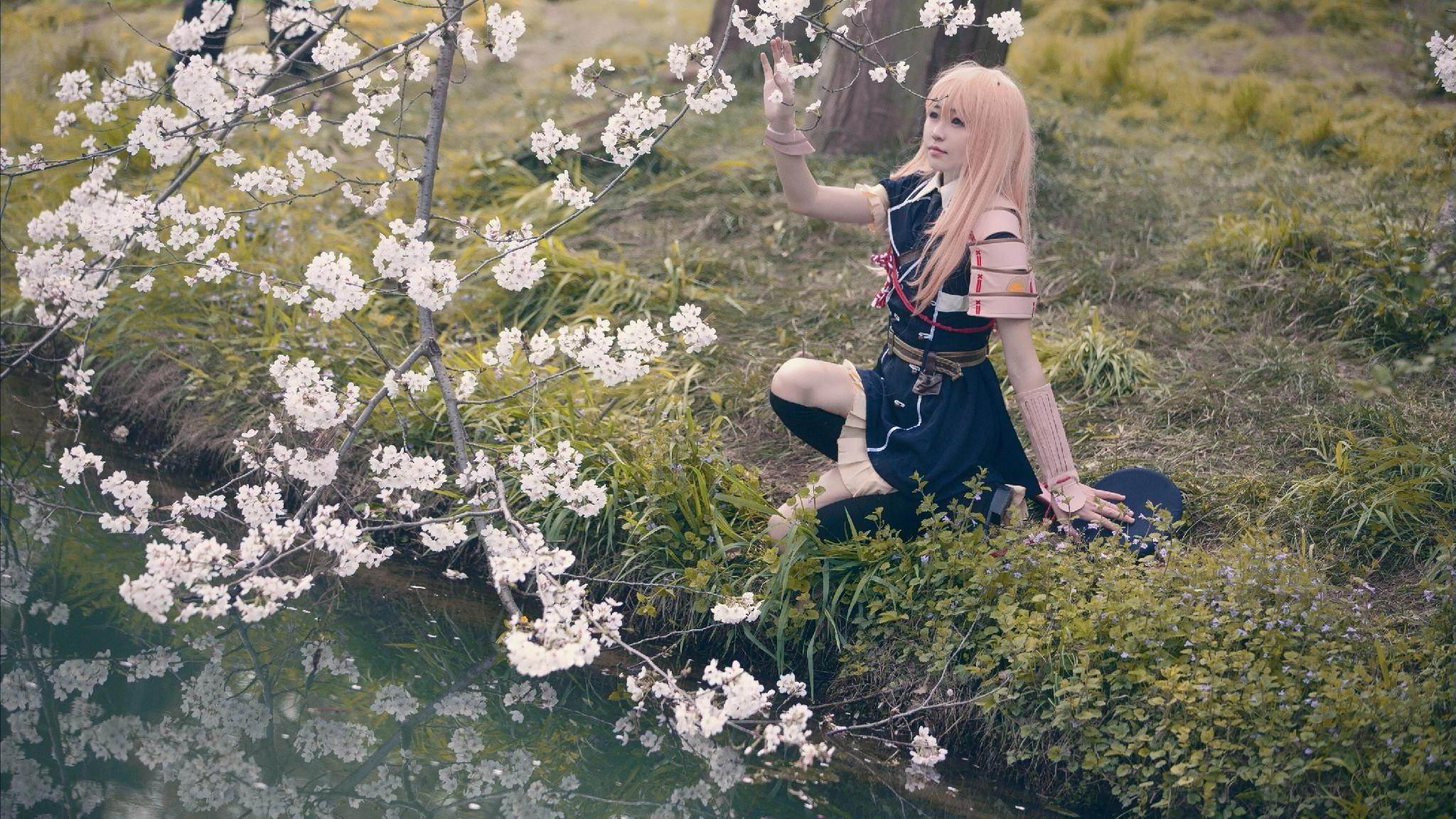 《刀剑乱舞》乱藤四郎cosplay【CN:绯茶】-第4张