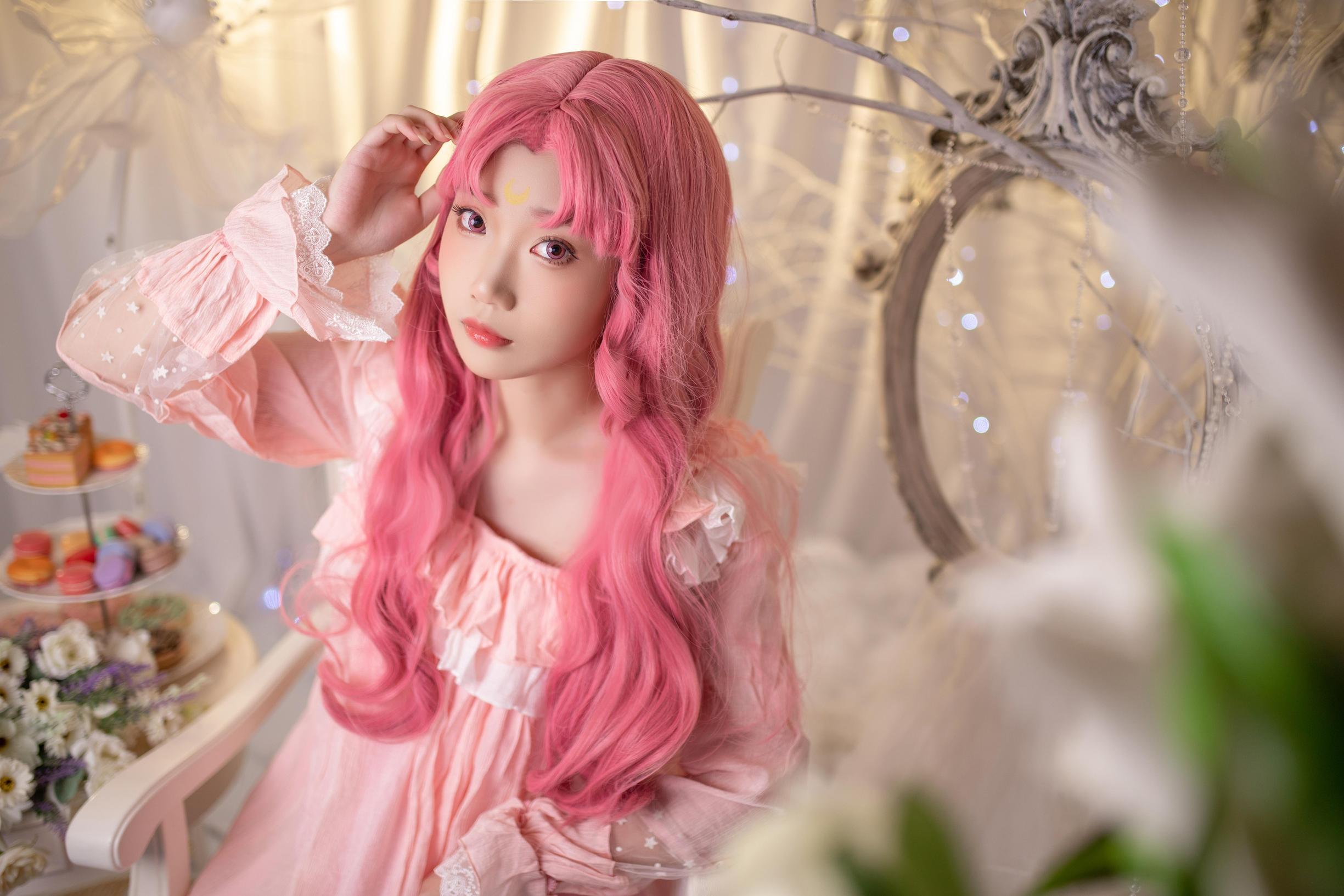 《美少女战士》正片cosplay【CN:月桃氿野】-第9张