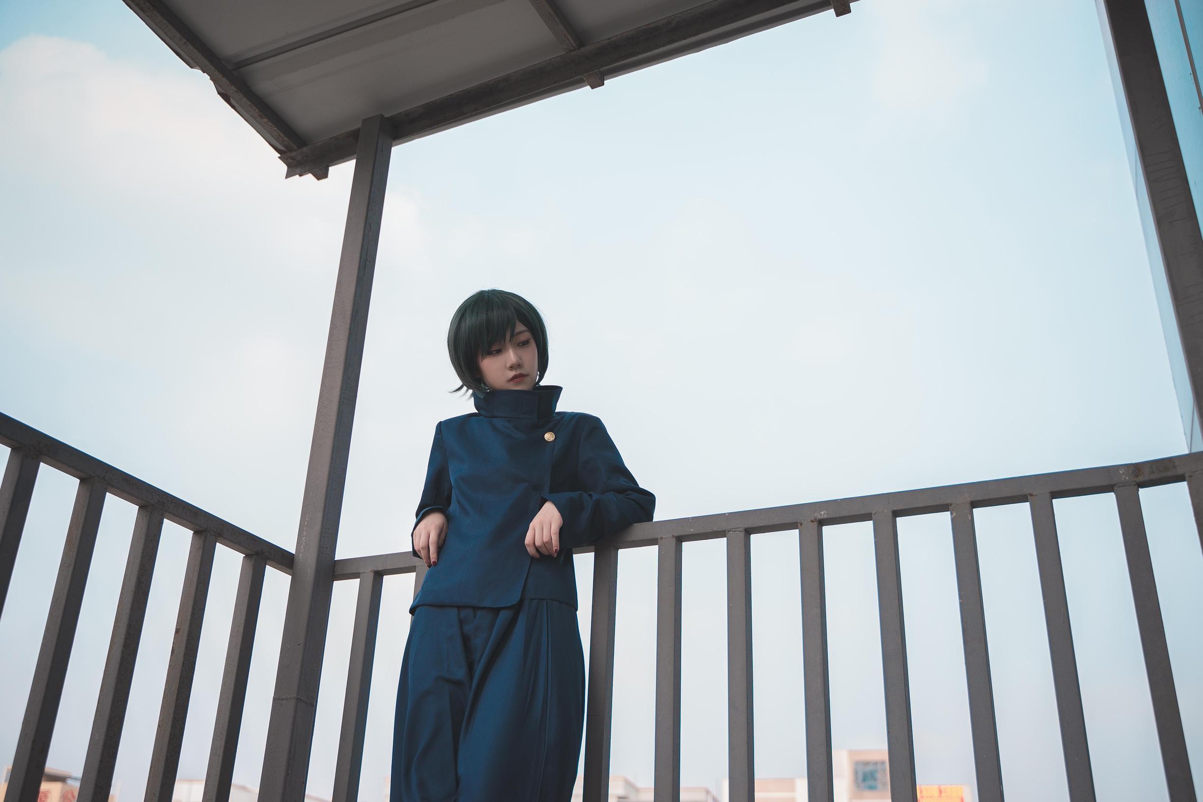 《咒术回战》战士cosplay【CN:Tsuki废柴月】-第6张