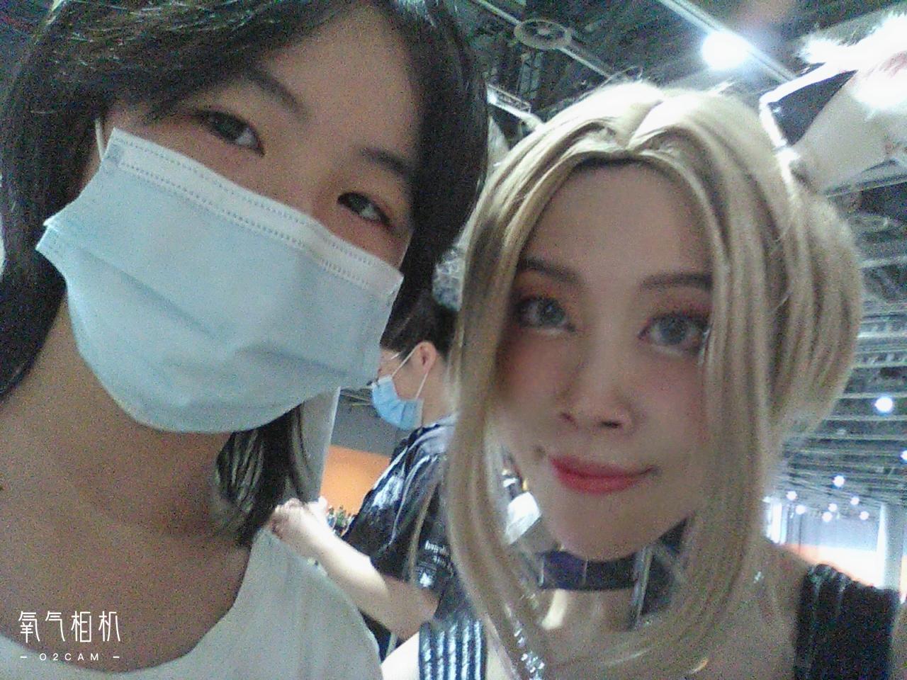 广州漫展cosplay【CN:羽九_kiki】-第22张