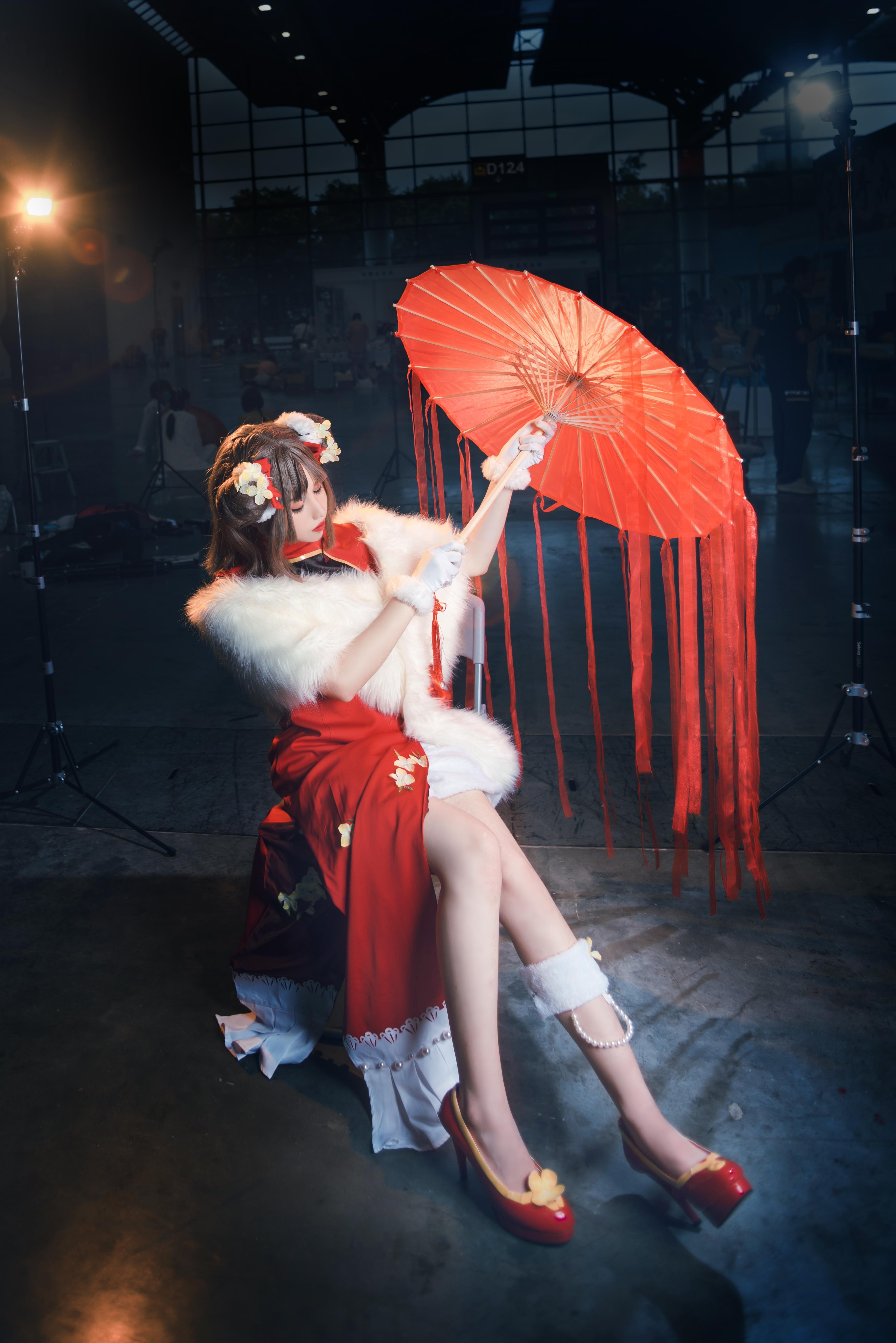 《食物语》南宁漫展cosplay【CN:中二半_幻琳】-第4张