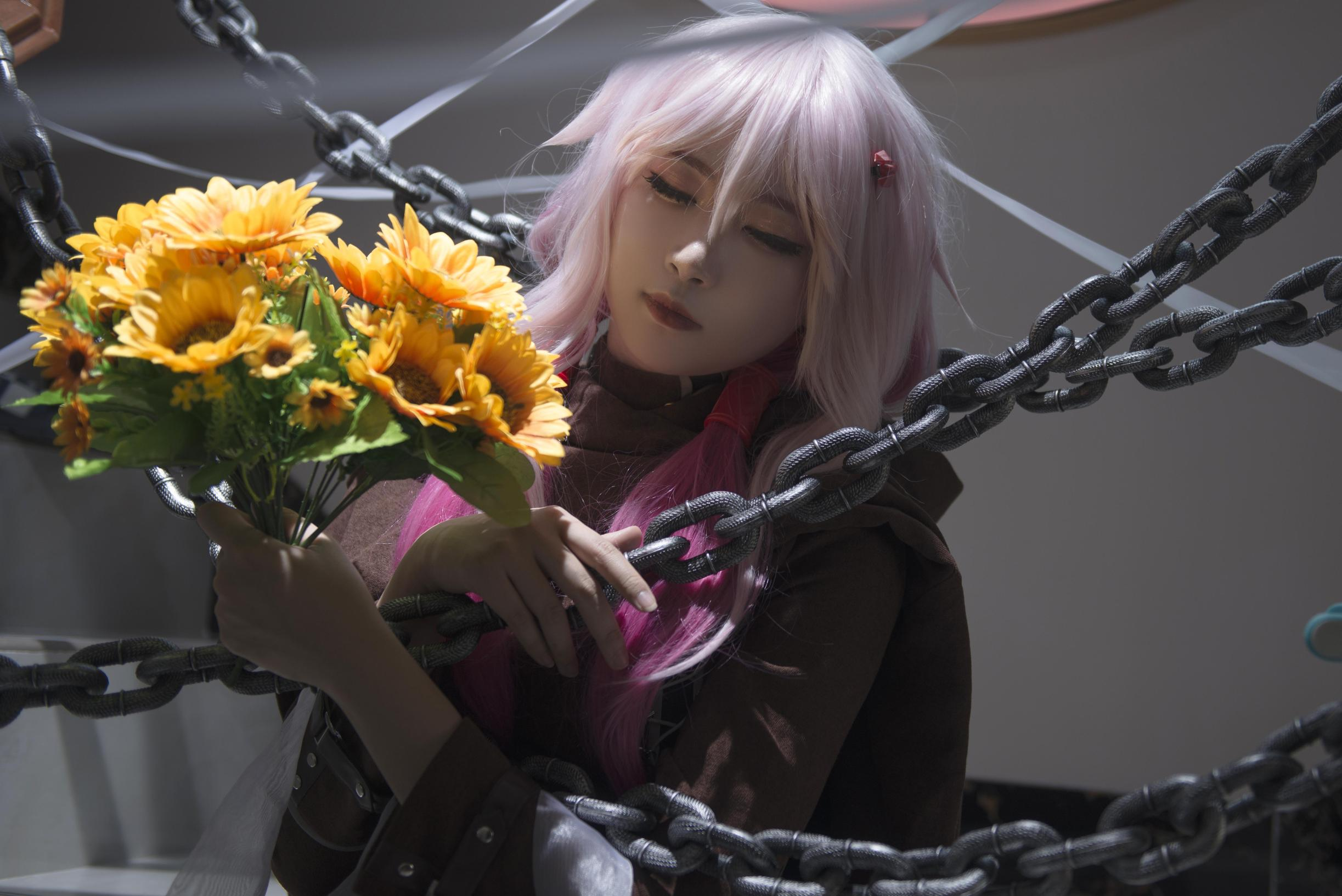 《罪恶王冠》正片cosplay【CN:榛子_Lily】-第15张