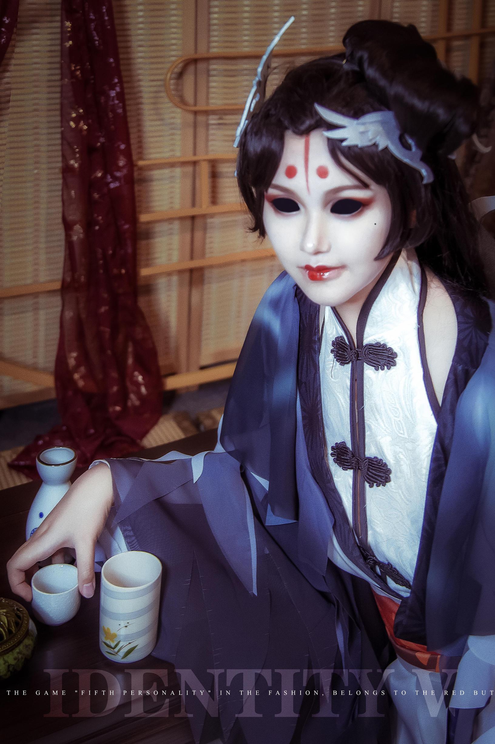 《第五人格》正片cosplay【CN:底层气人coser墨染】-第6张
