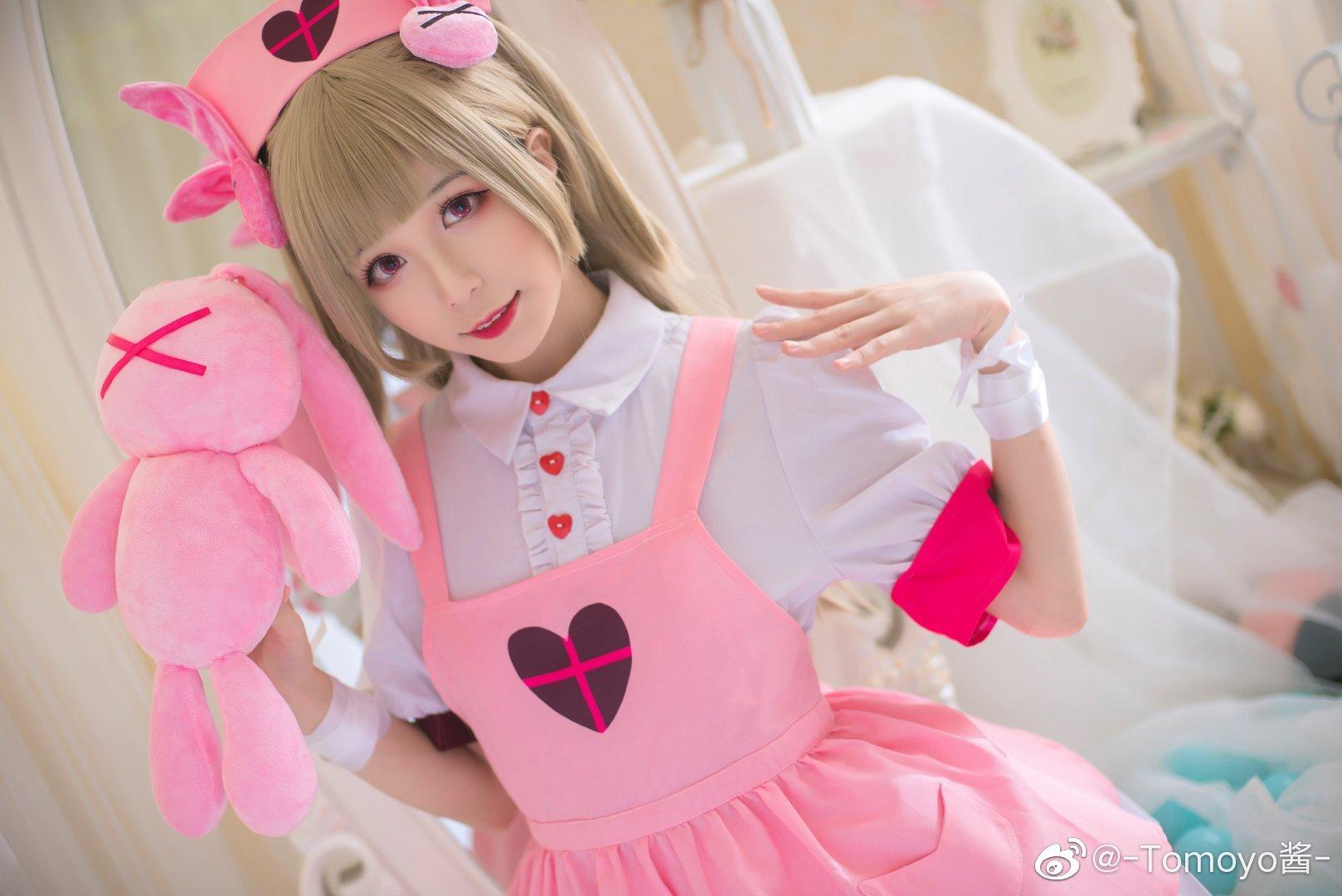 虚拟Youtuber   名取纱那(Natori Sana)   @Tomoyo酱 (9P)-第3张