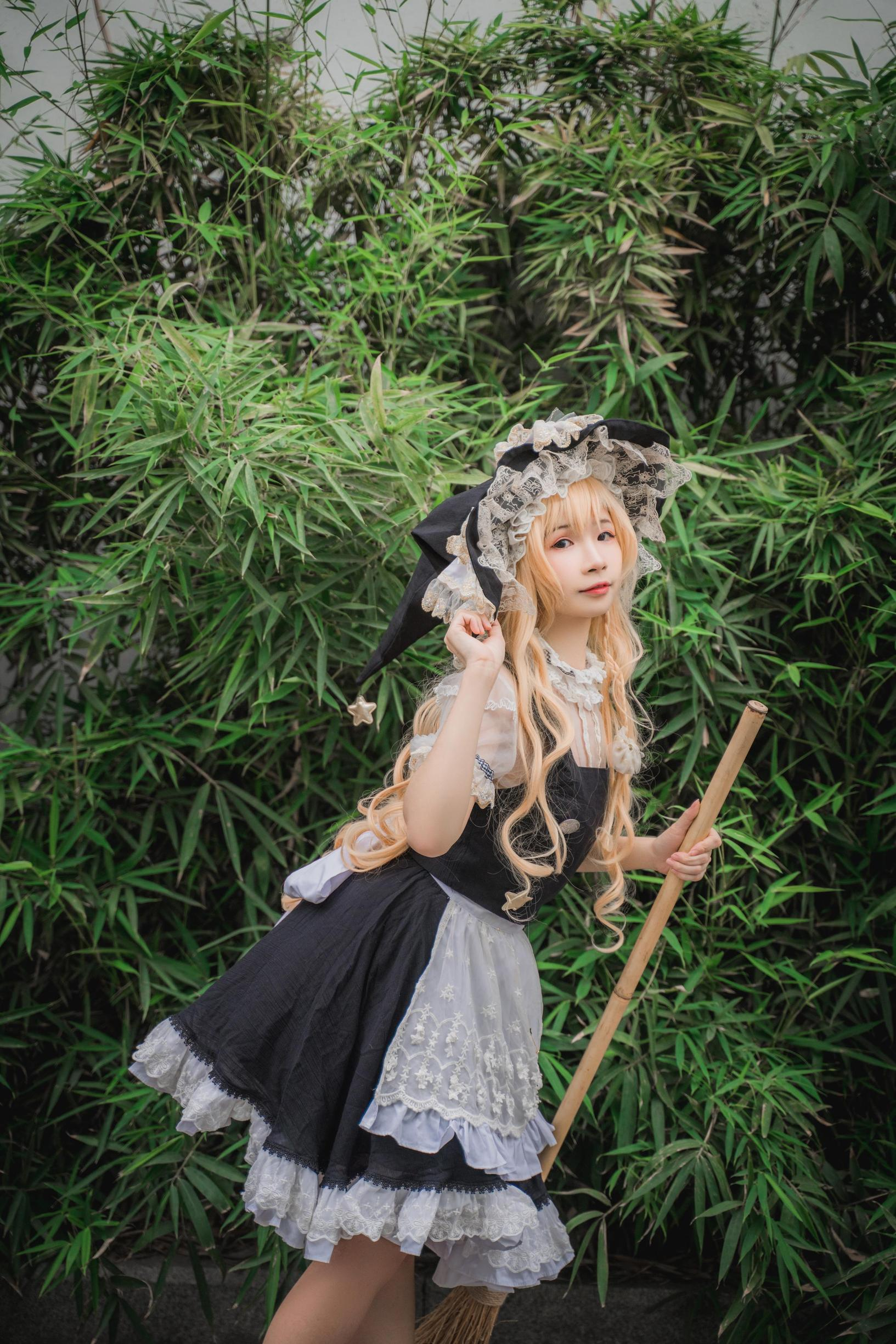 《东方PROJECT》漫展cosplay【CN:不二咲千秋】-第9张