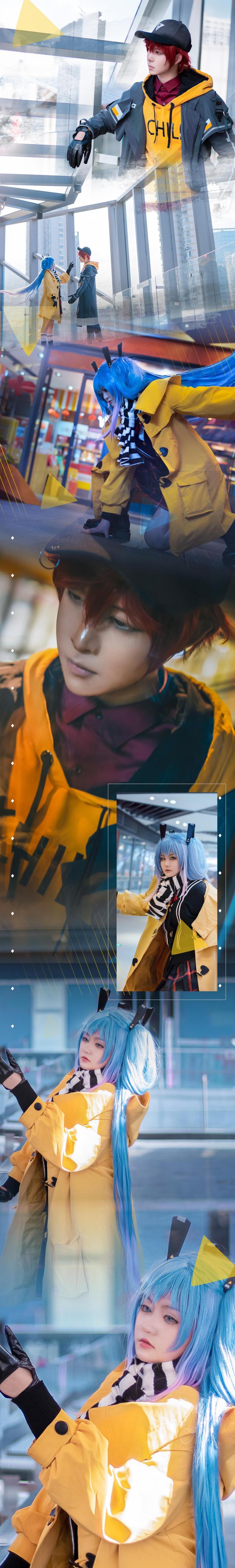 《王者荣耀》孙尚香cosplay【CN:奈黄包砸】 -逆卷奏人cosplay图片插图