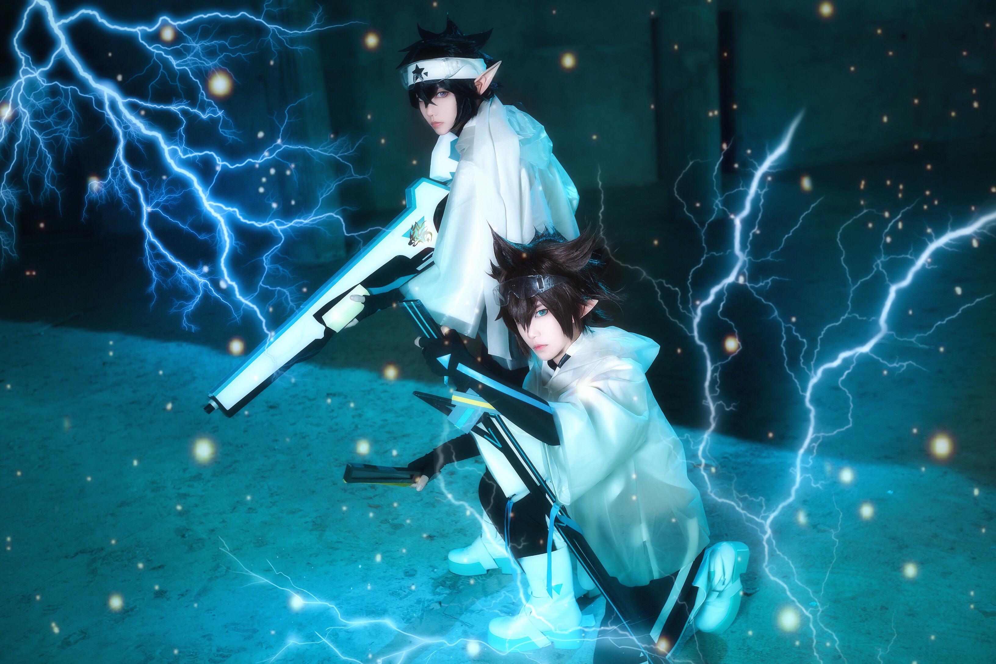 《凹凸世界》正片cosplay【CN:藤川.】-第2张