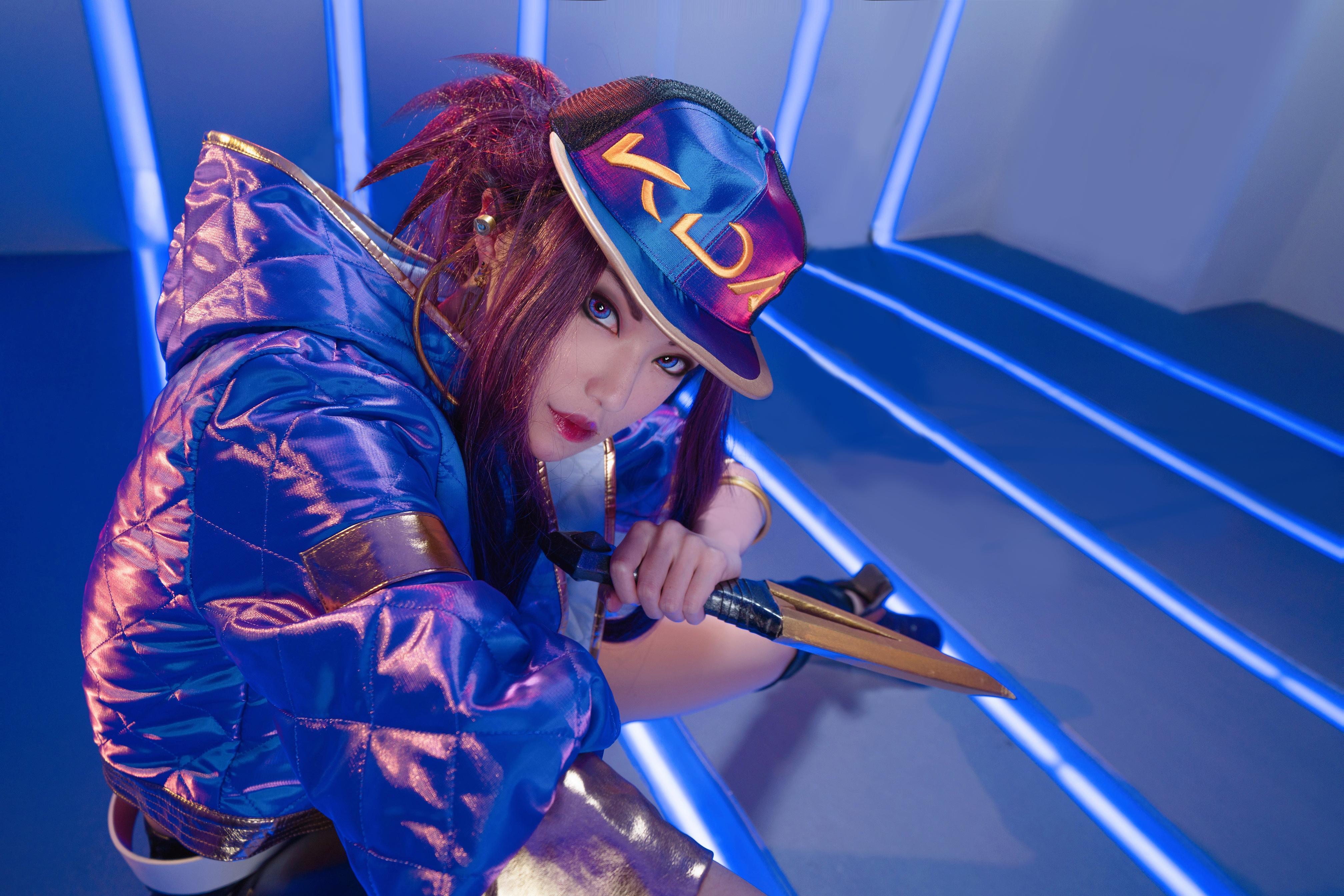 《英雄联盟》游戏cosplay【CN:魂音】-第5张