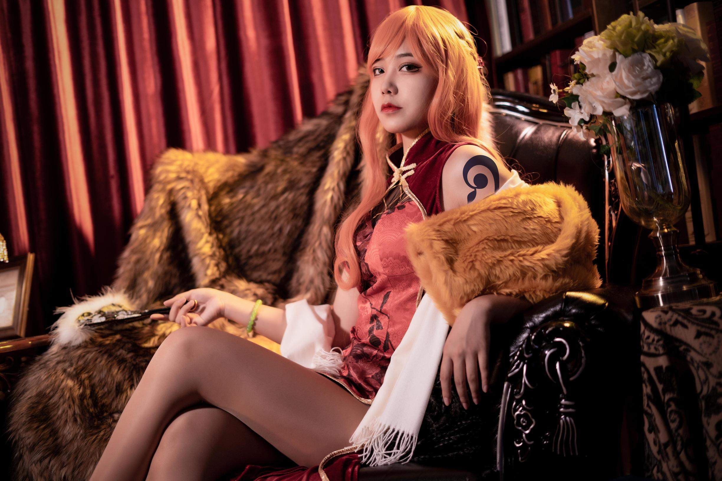 《海贼王》正片cosplay【CN:筱筱不小小】-第9张