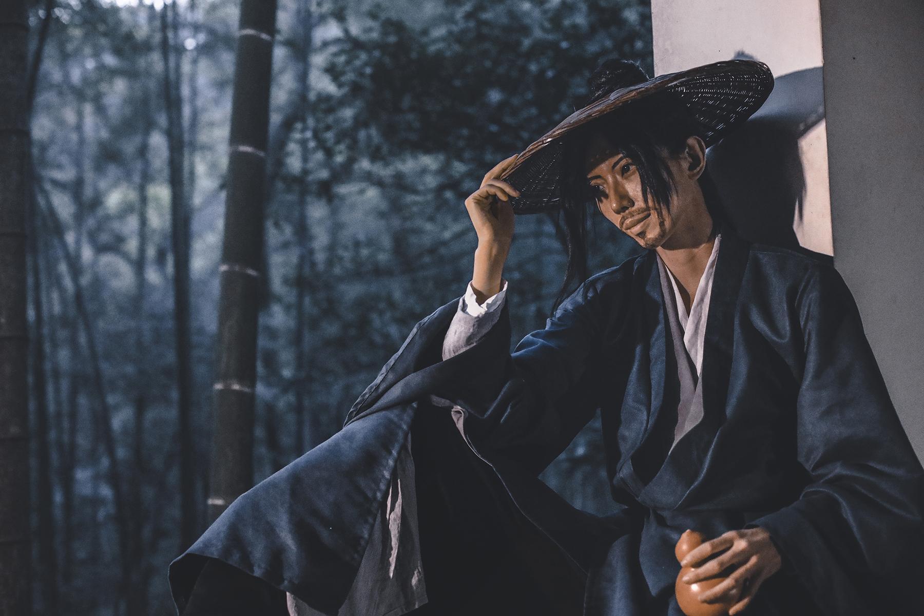 《天涯客》古装cosplay【CN:原振侠】-第27张