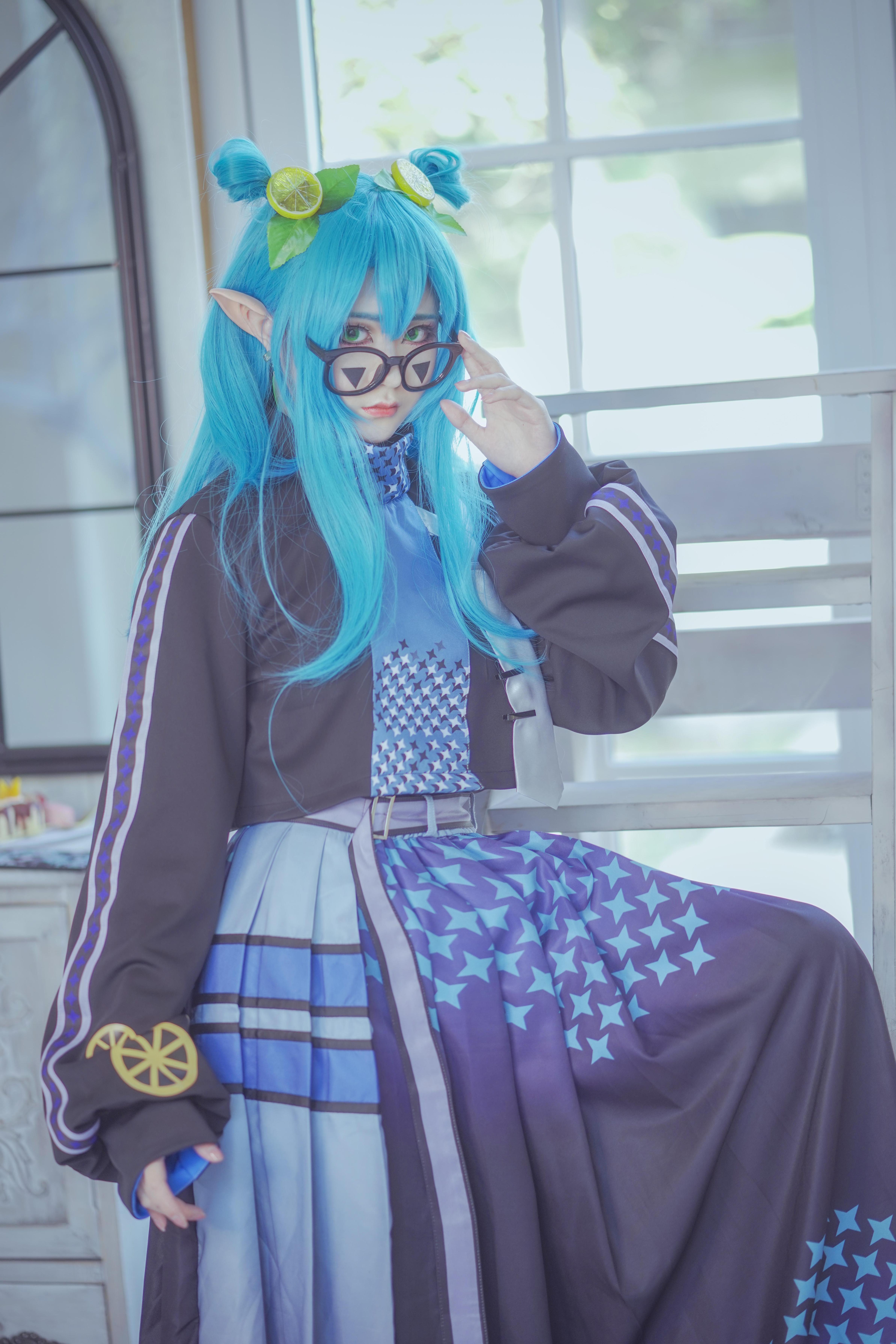 《凹凸世界》安莉洁cosplay【CN:渡河而死】-第2张
