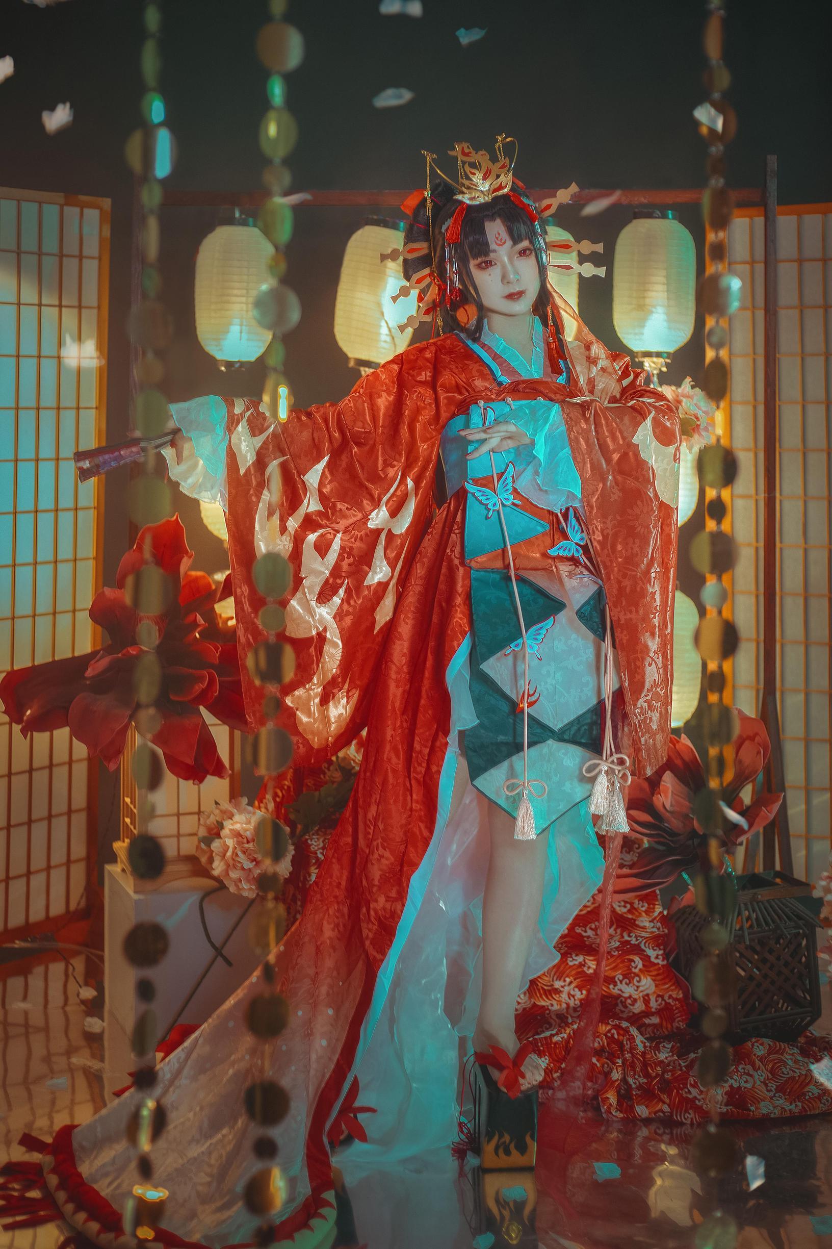 阴阳师cosplay【CN:箜篌Rainco】-第5张