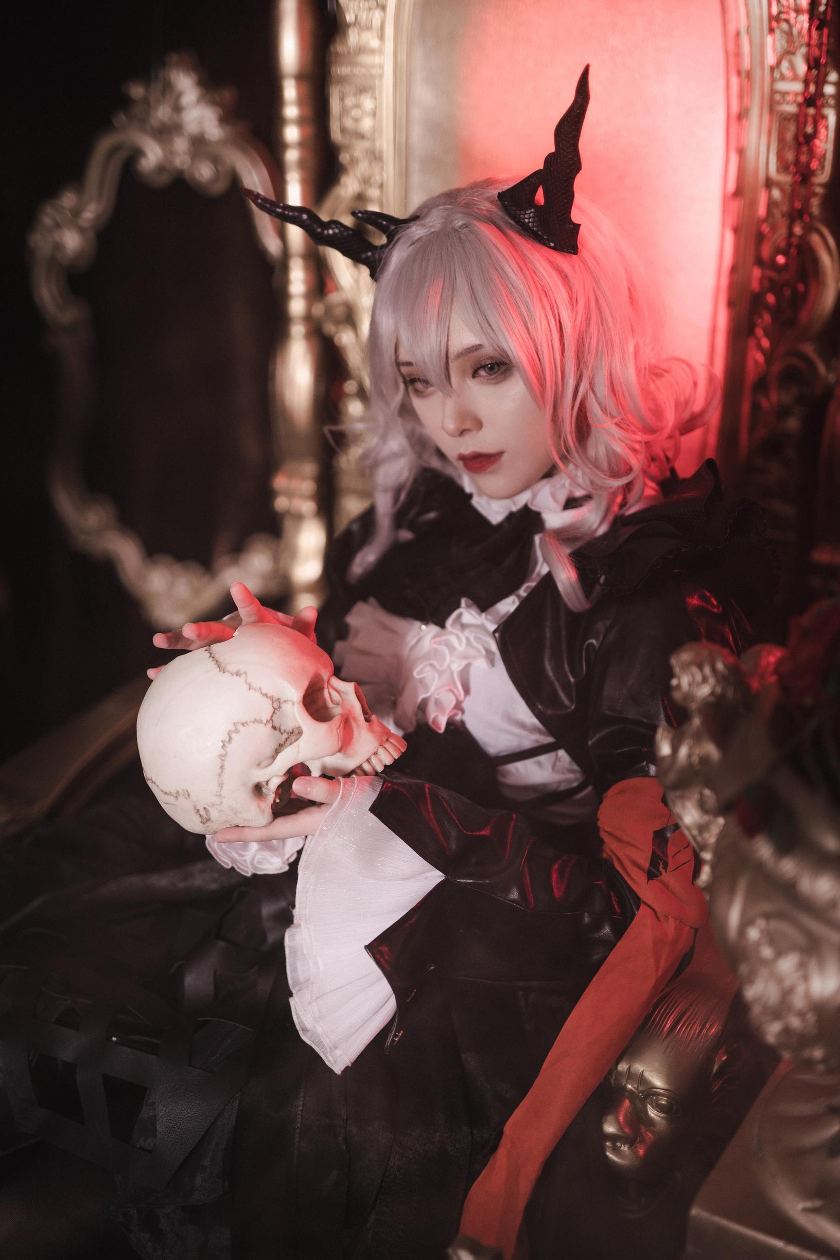 《明日方舟》正片cosplay【CN:十叁ii】 -日本cosplay美女图片插图
