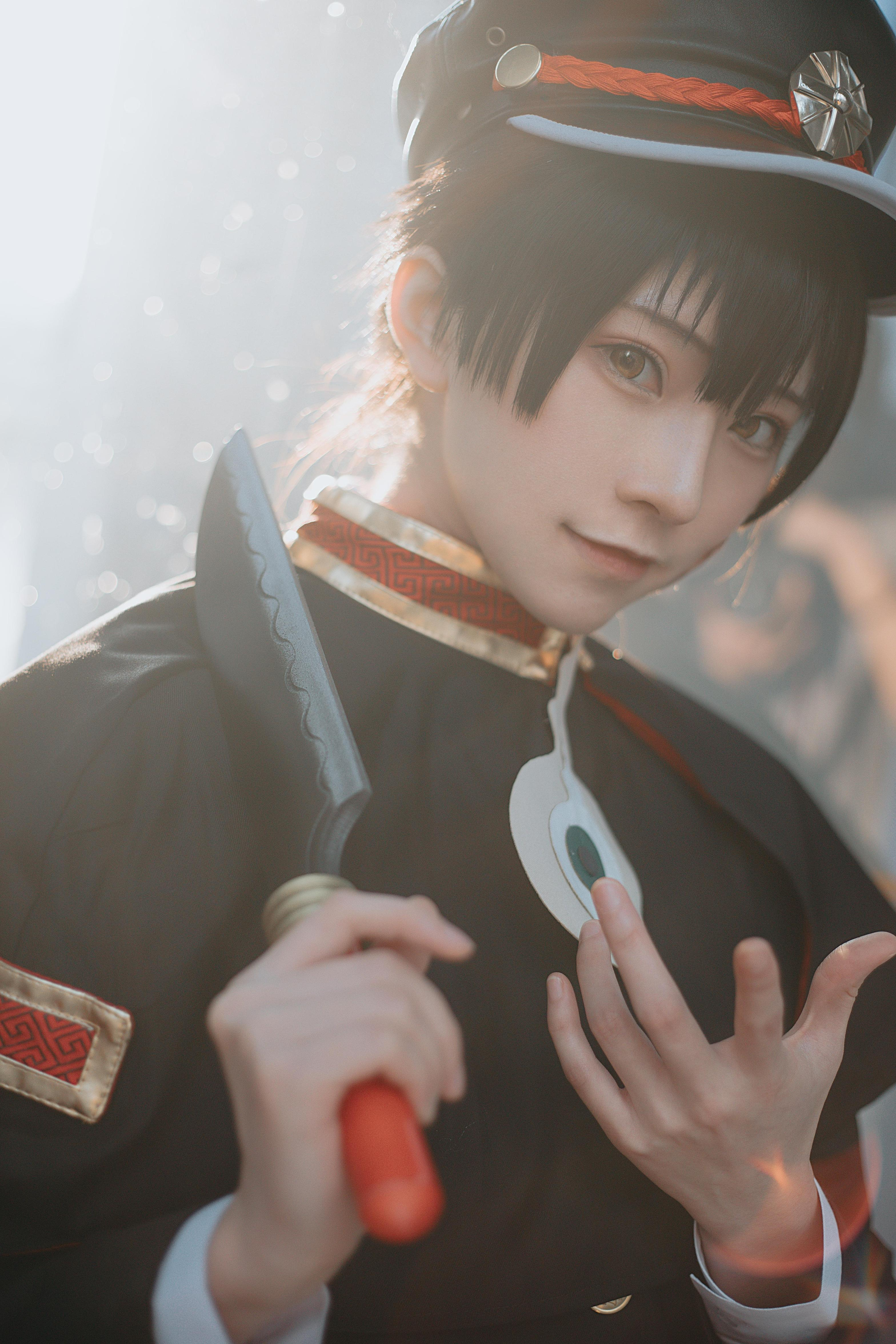 《地缚少年花子君》柚木普cosplay【CN:Kitaro_绮太郎】-第10张